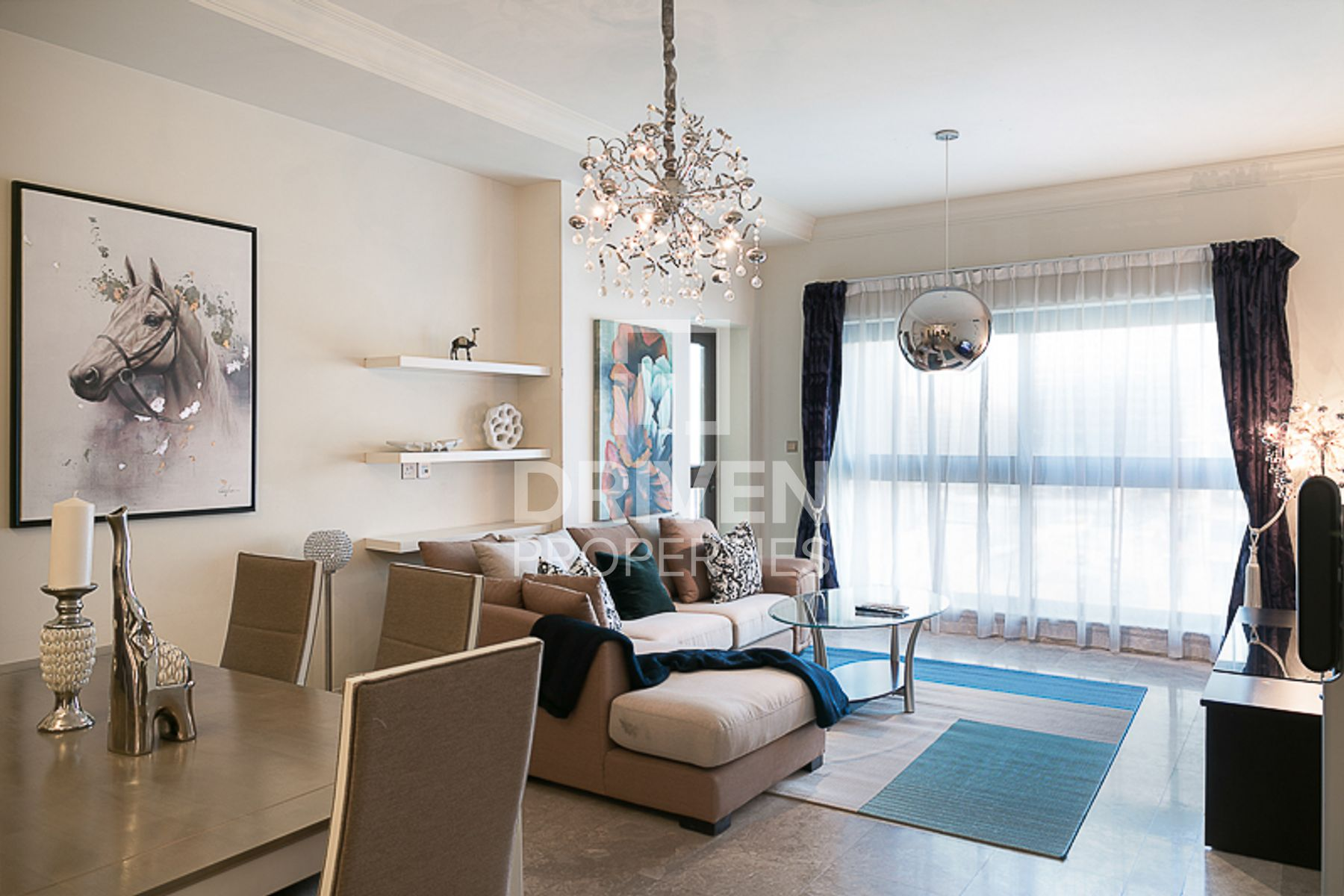 Modern Furnishing, Spacious 2 Bed Apartment