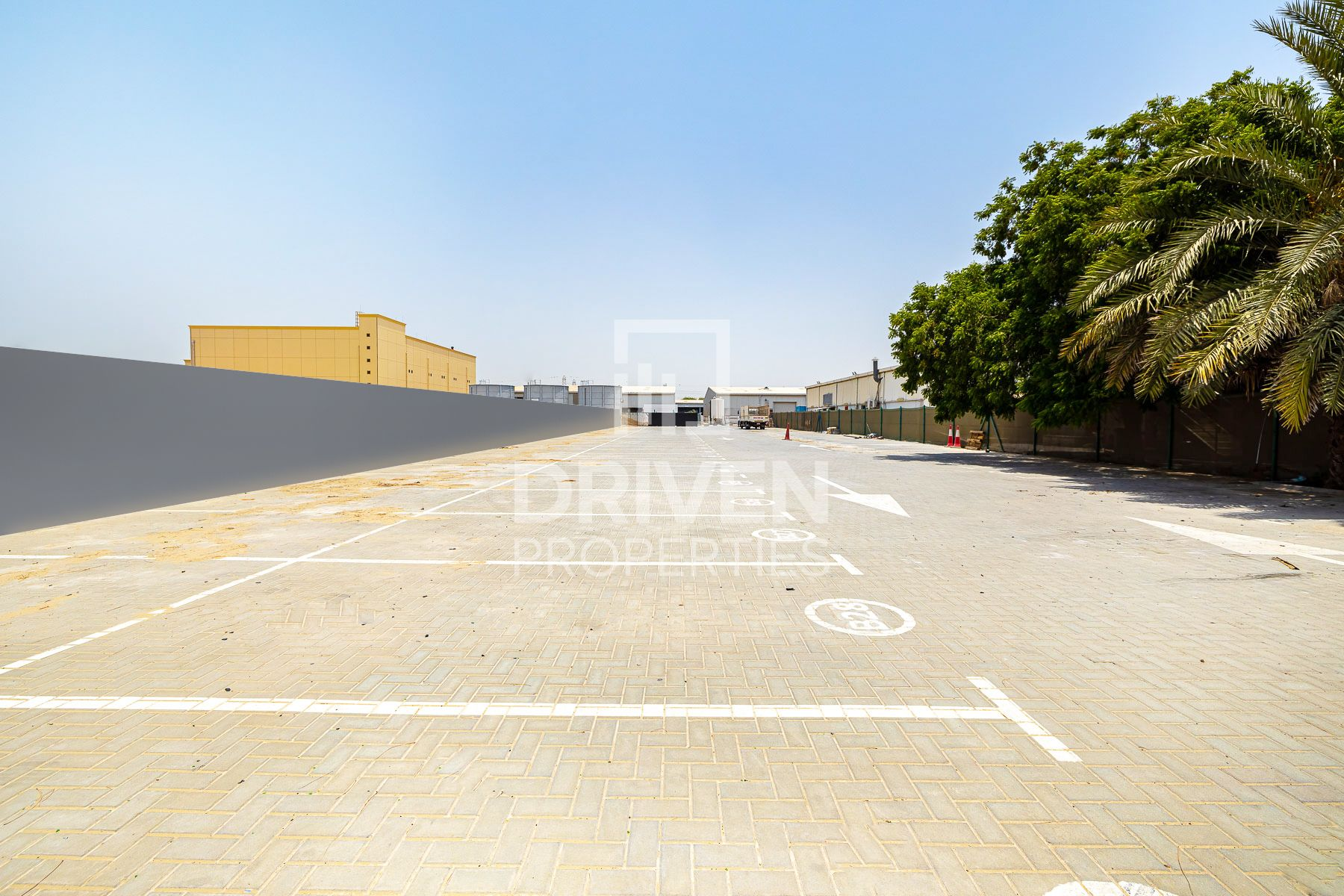 Land Commercial for Rent in Al Quoz 2 - Al Quoz