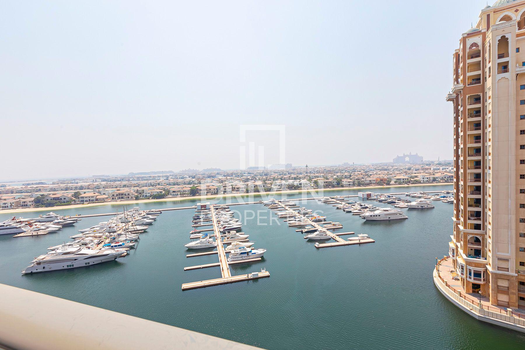 Apartment for Rent in Oceana Atlantic - Palm Jumeirah