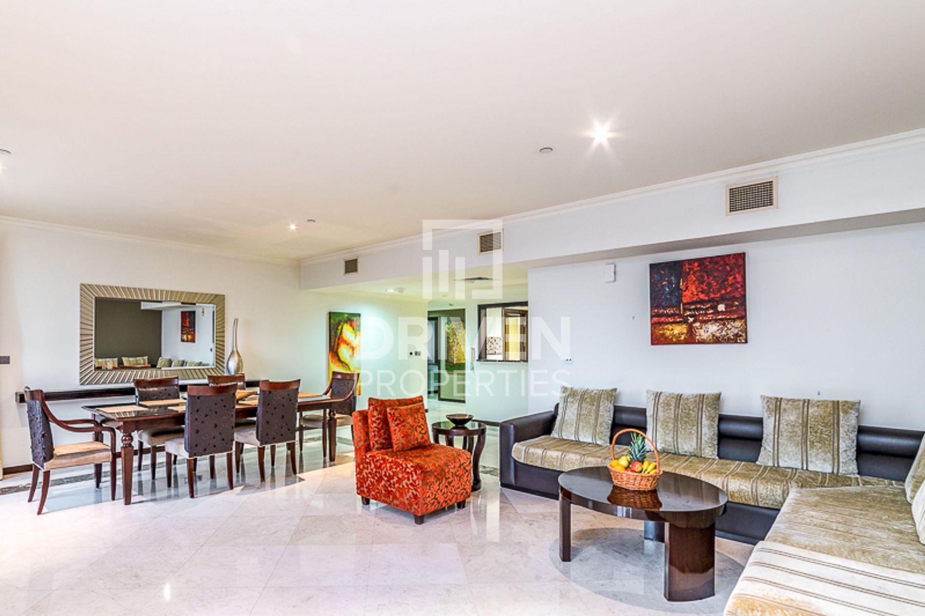 Apartment for Rent in Murjan 4 - Jumeirah Beach Residence