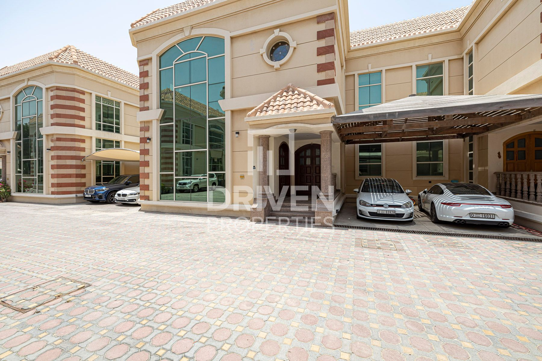 Semi Independent Compound Villa In Al Manara