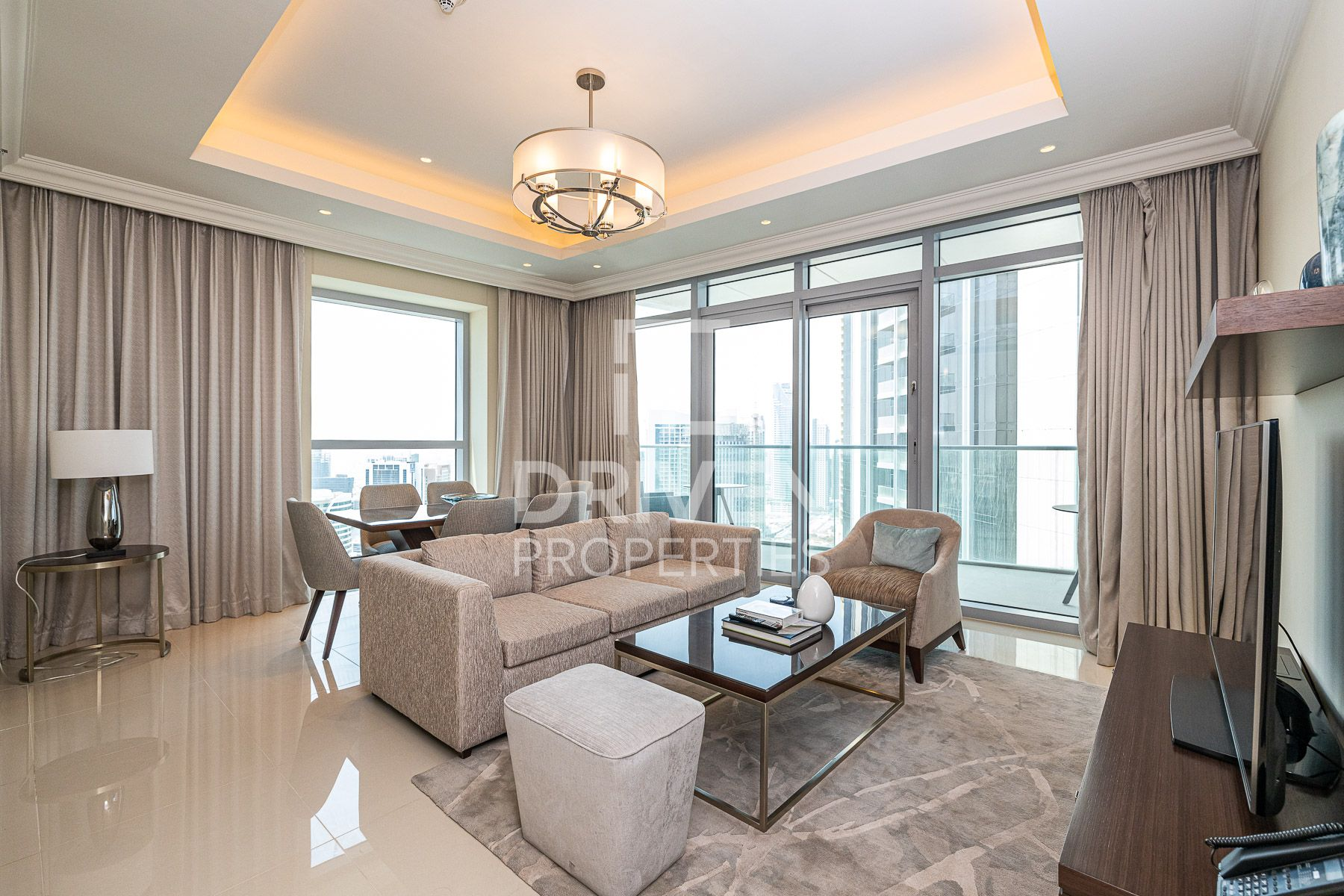 Mid Floor | Fully Furnished Serviced Apt