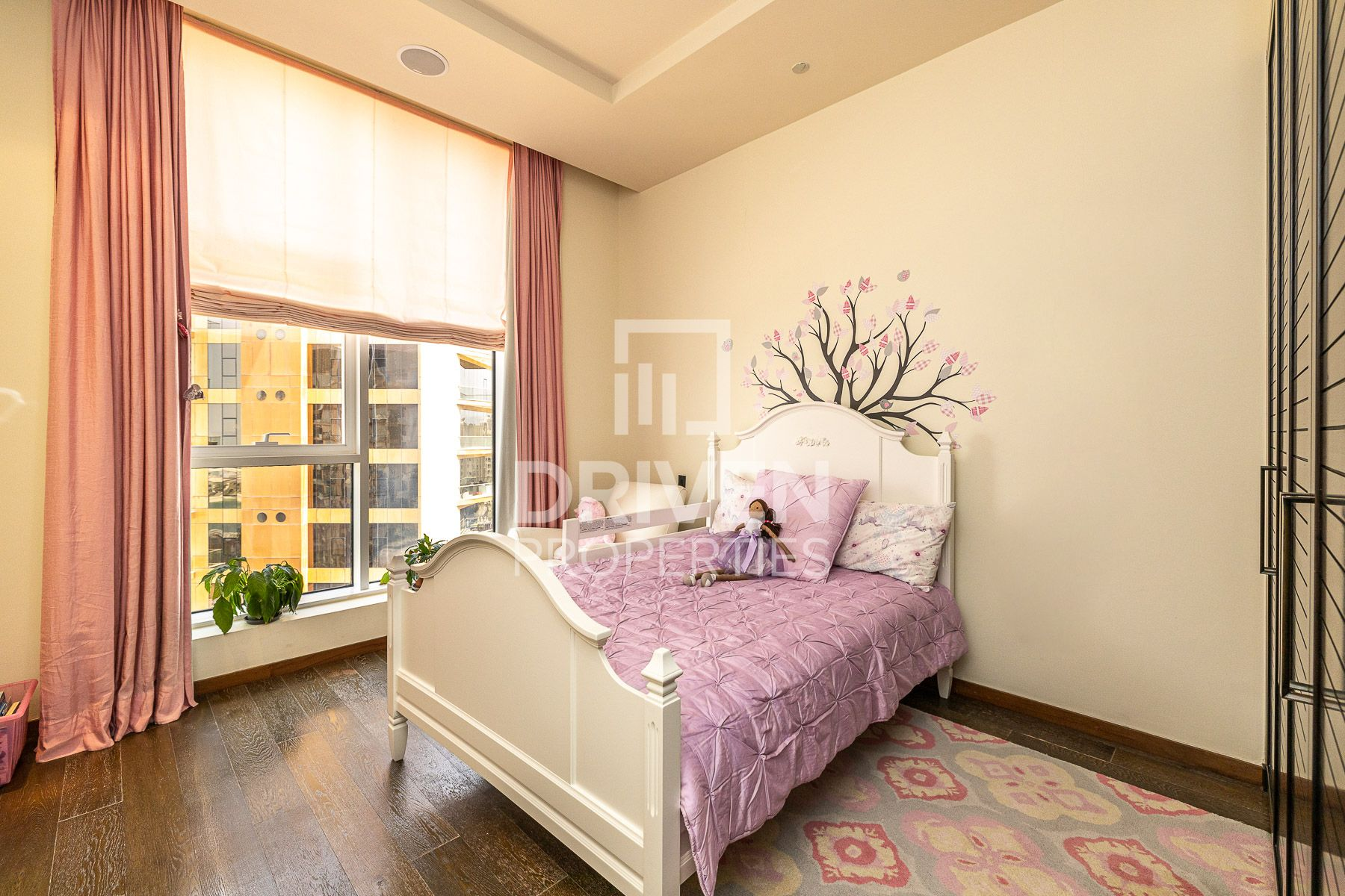 Rare 3 Bed Apt, High Floor level, Type A