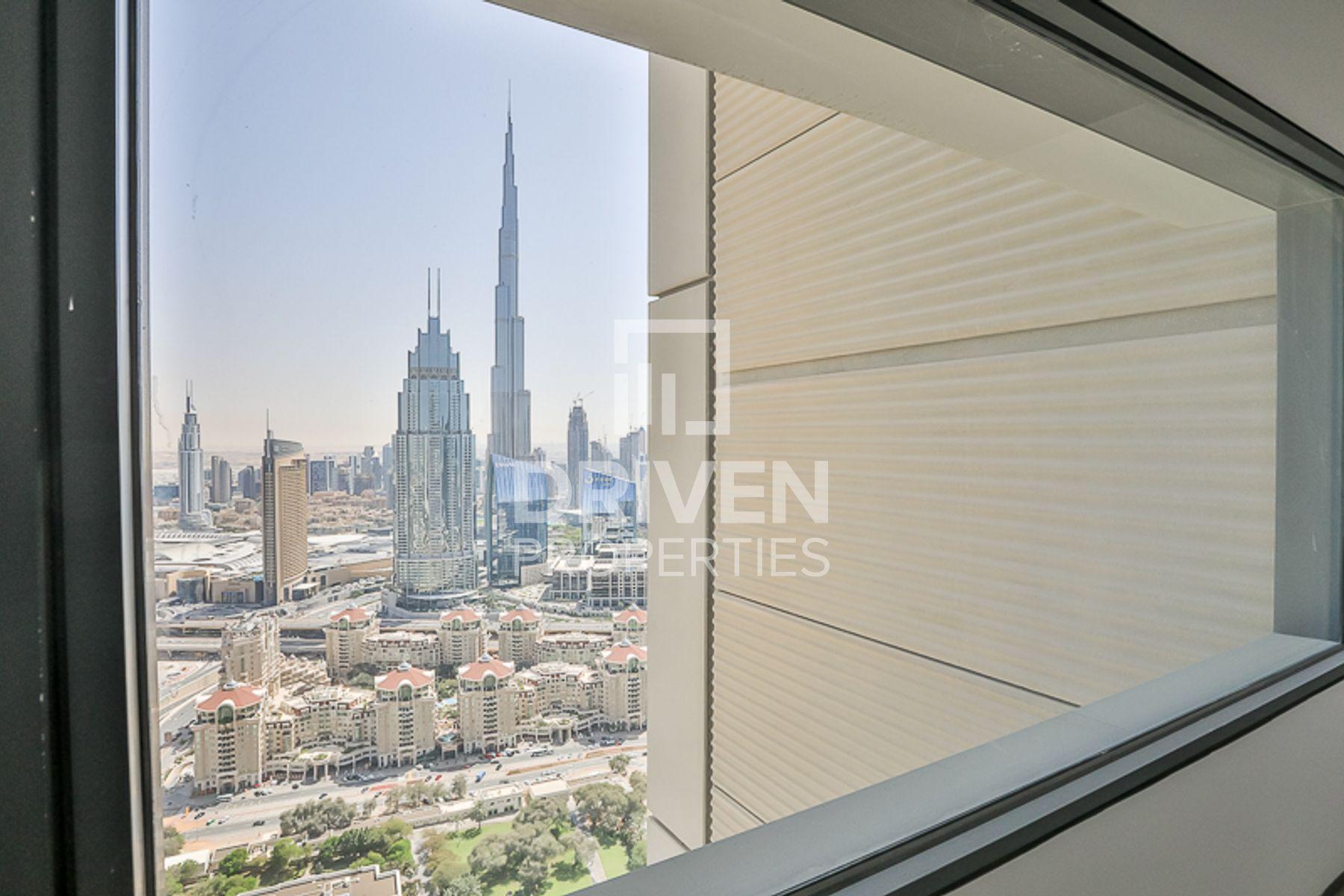 Best Apartment w/ Burj View | High Floor