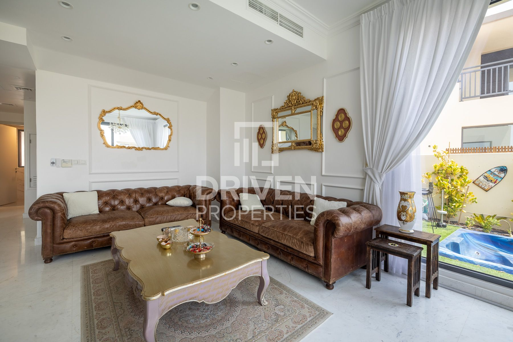 Fully Upgraded 5 Bed Villa with Marble Floors