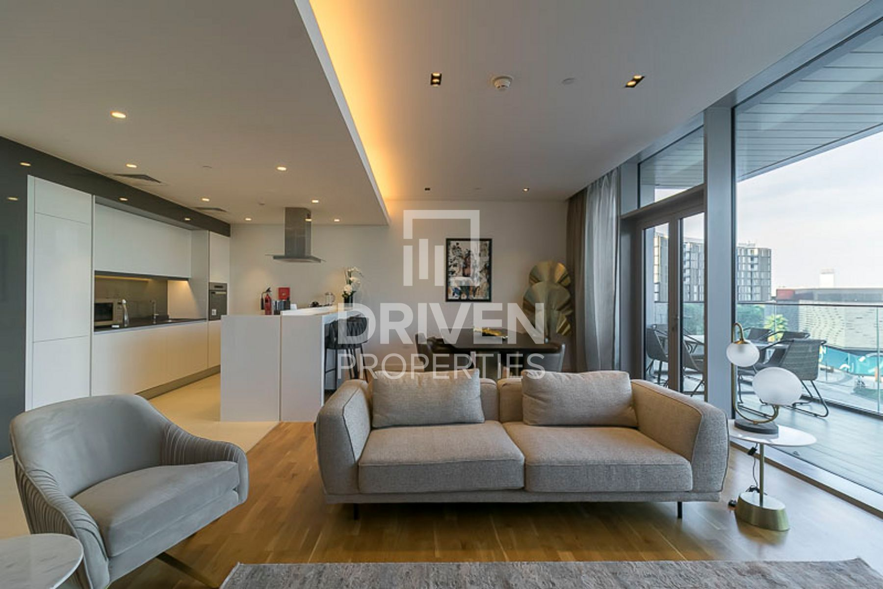 Apartment for Rent in Apartment Building 9 - Bluewaters