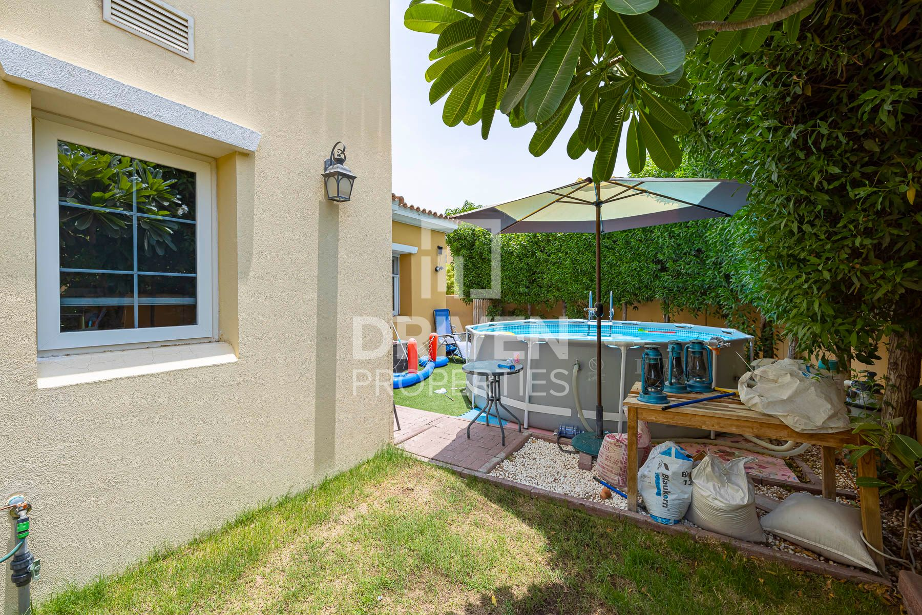 Well-managed Corner and Type A 4 Bed Villa