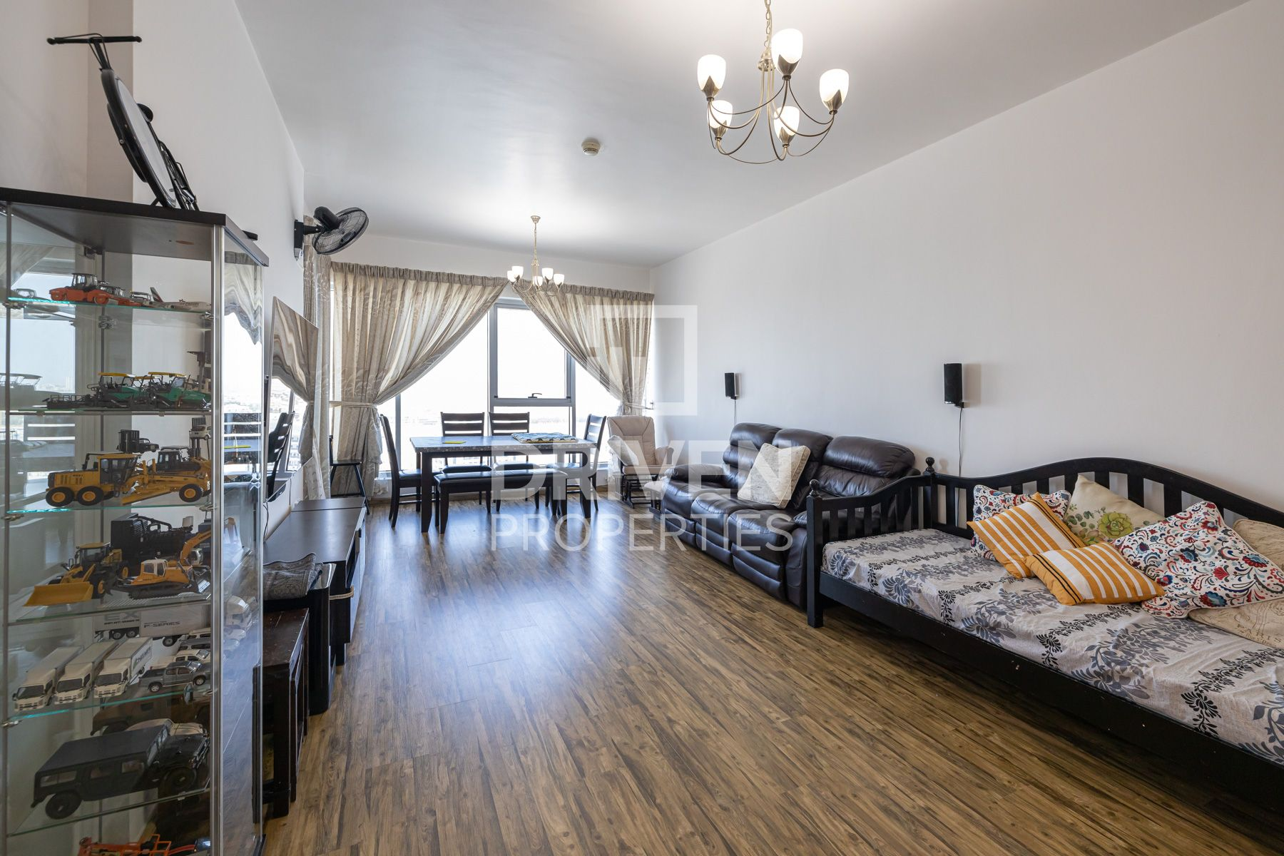 Apartment for Sale in Skycourts Tower D - Dubai Land
