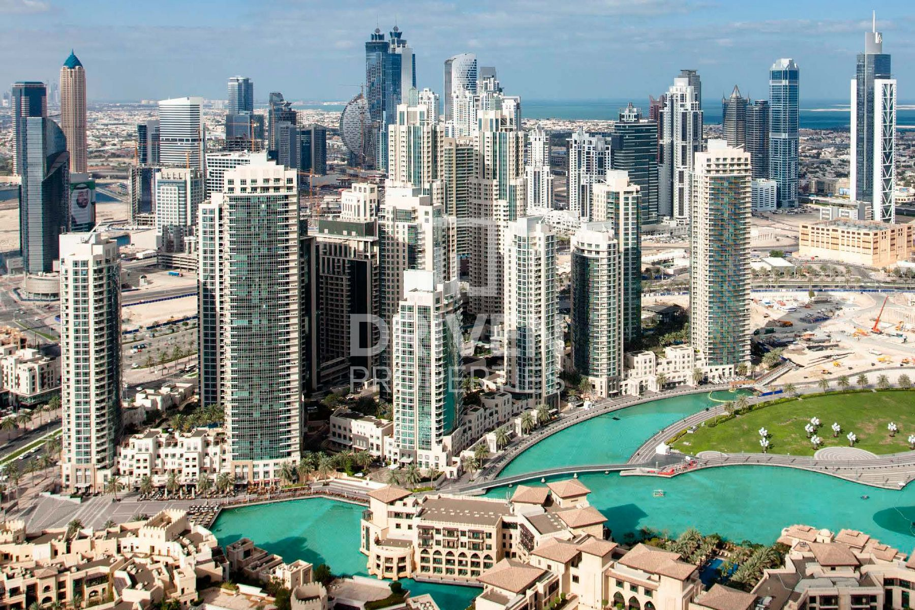 Apartment for Sale in Bellevue Tower 2 - Downtown Dubai