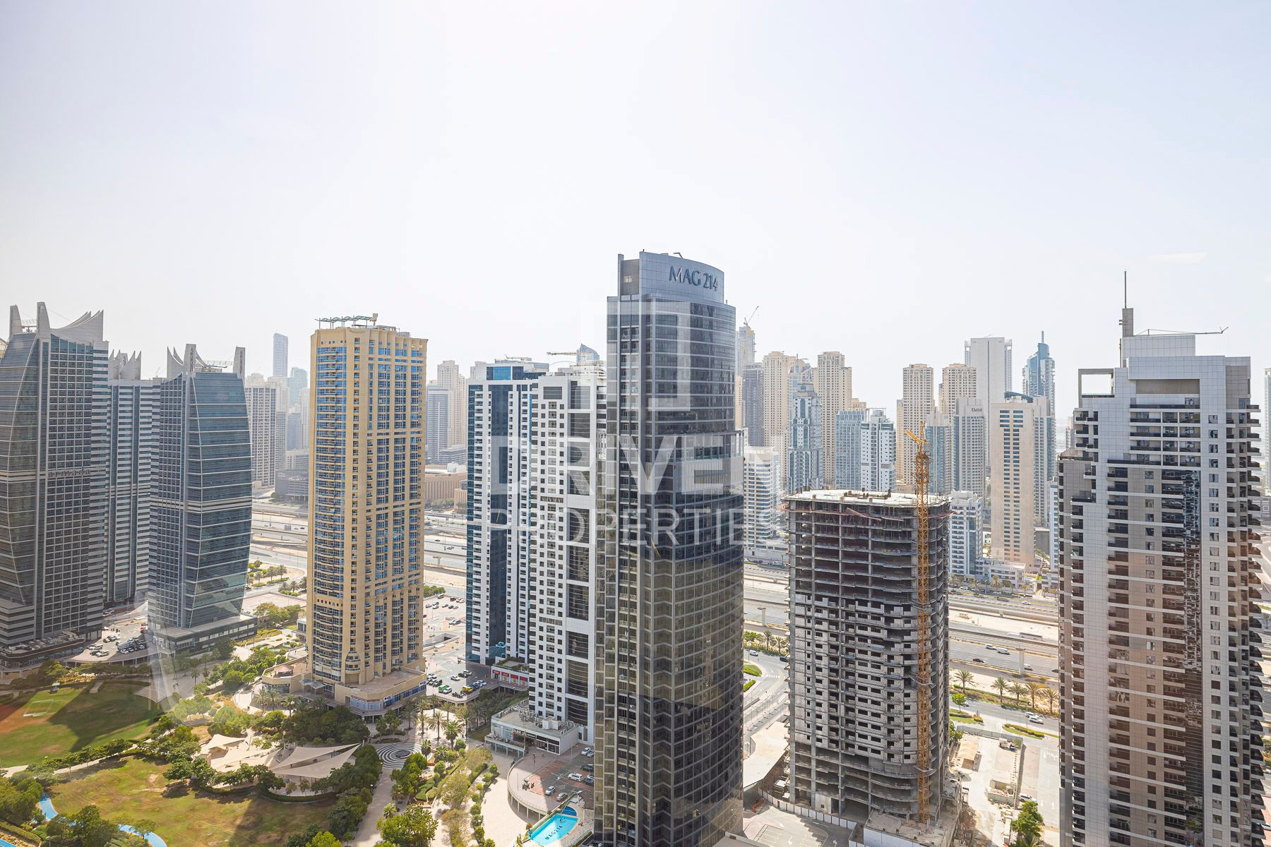 Office for Sale in Jumeirah Business Centre 5 - Jumeirah Lake Towers