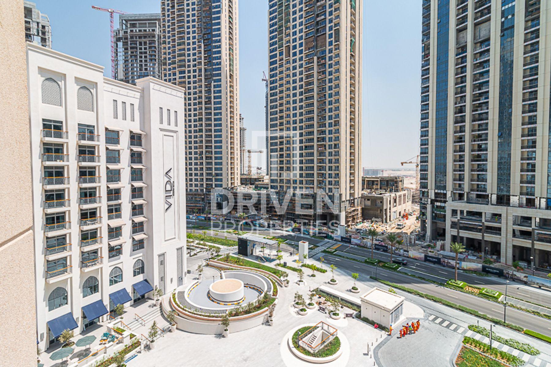للبيع - شقة - خور دبي ريزيدنس برج 1 جنوب - ميناء خور دبي