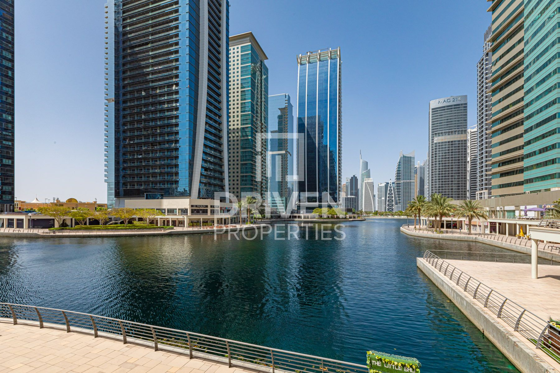 High Floor Level, 2 Bed Unit with  Lake View