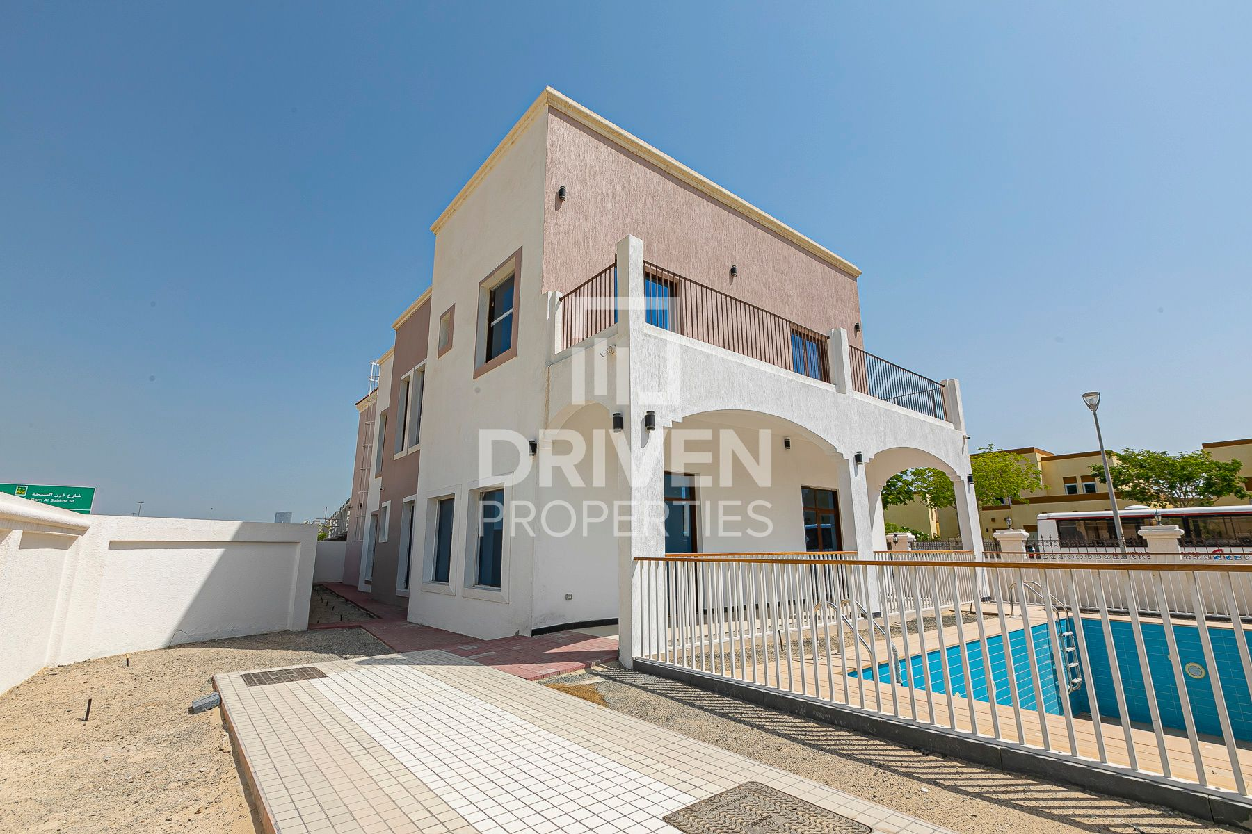 Brand New Custom Made Villa with Private Pool