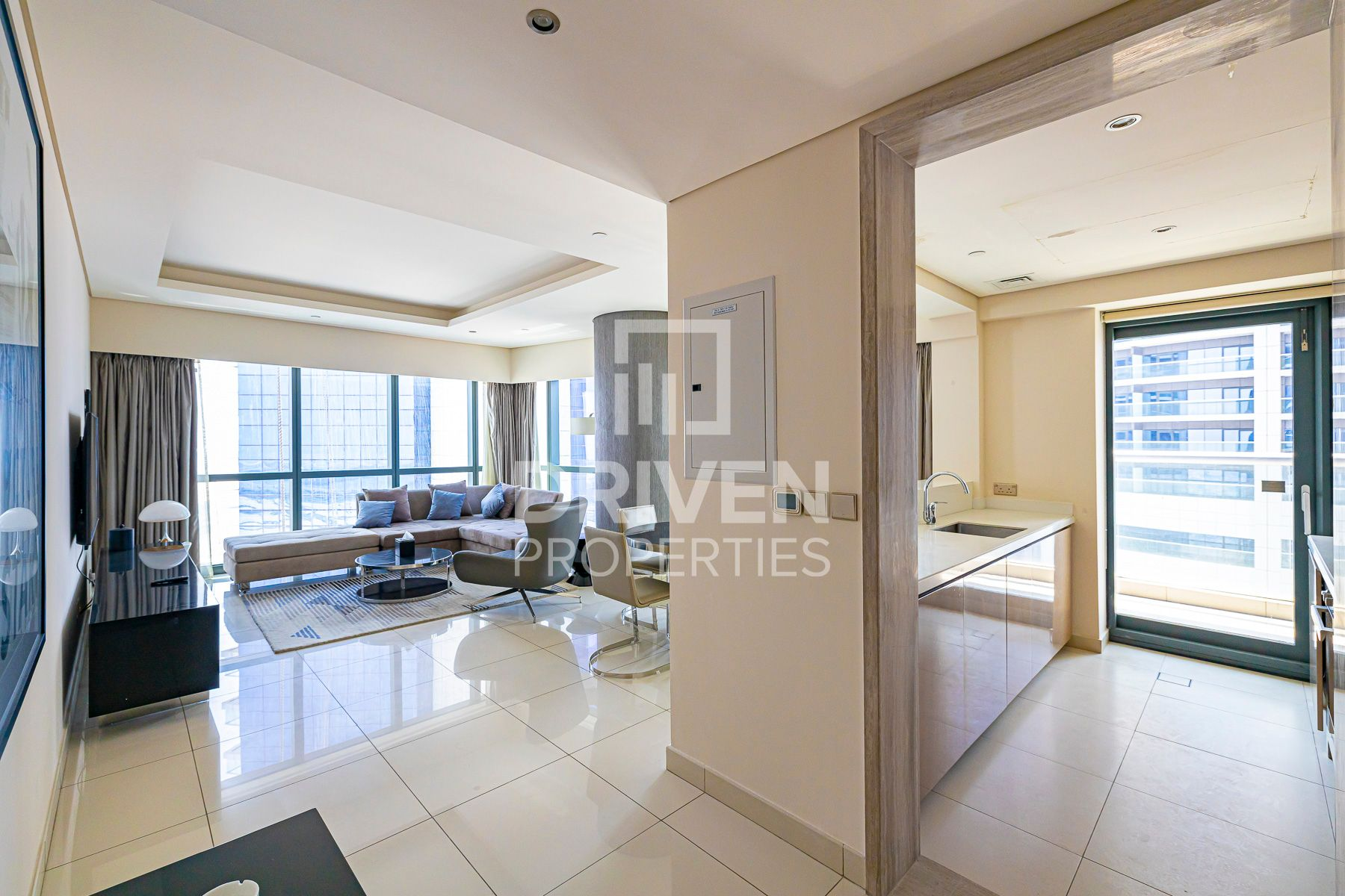 Apartment for Rent in Paramount Tower Hotel & Residences - Business Bay