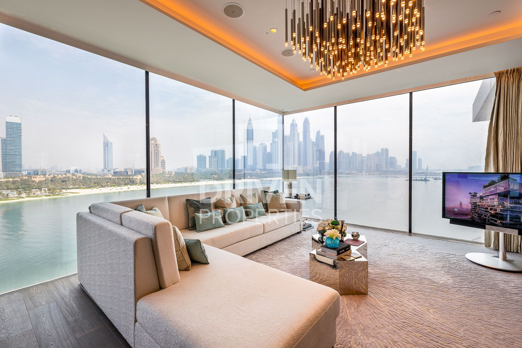 Fully Furnished Apt | Extensive Sea Views