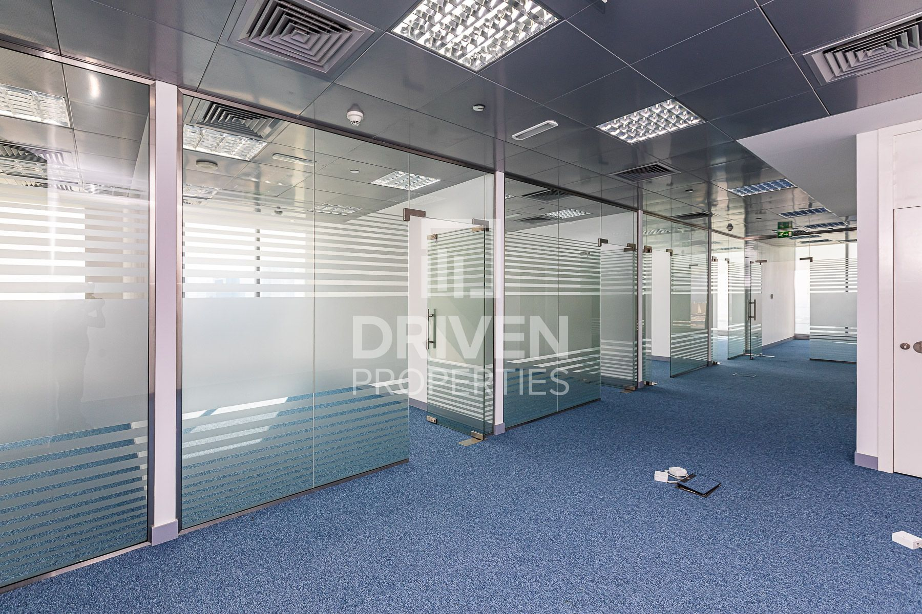 Prime Location | Partly Furnished Office