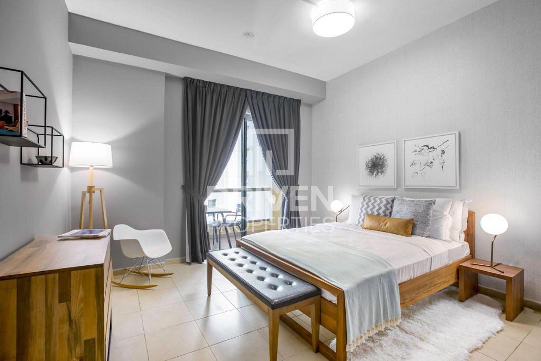 للايجار - شقة - بحر 1 - مساكن شاطئ الجميرا