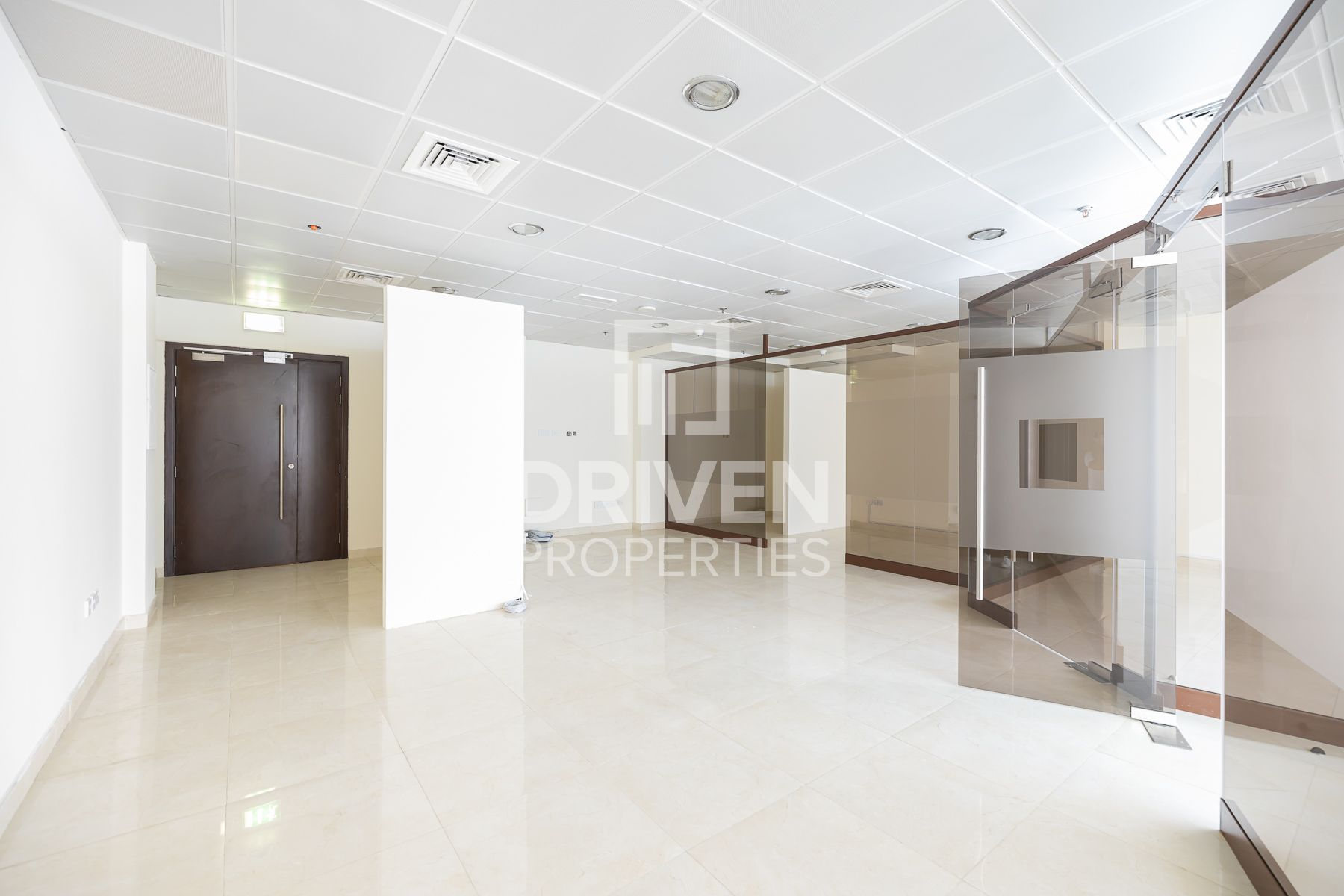 Fitted Office Space, Emirates Financial Tower