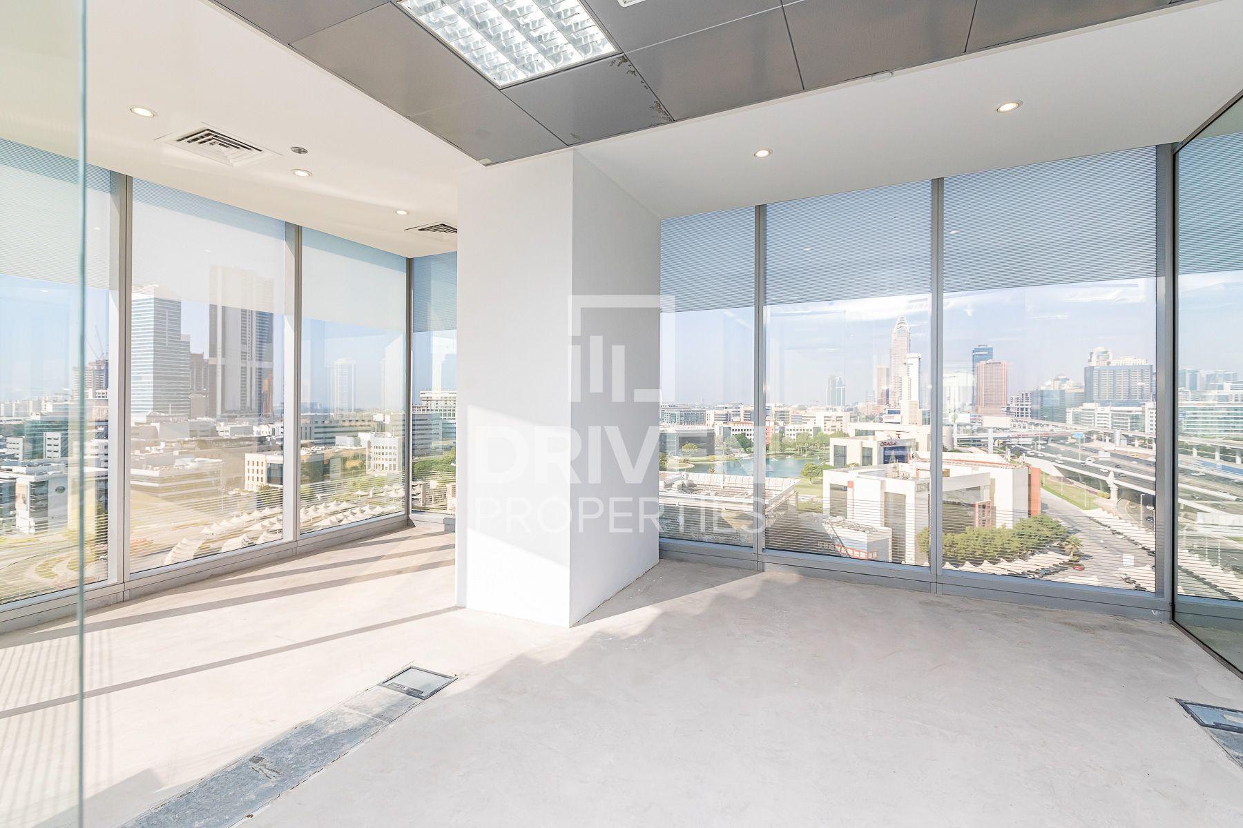 3,669 قدم مربع  مكتب - للايجار - مدينة دبي الإعلامية