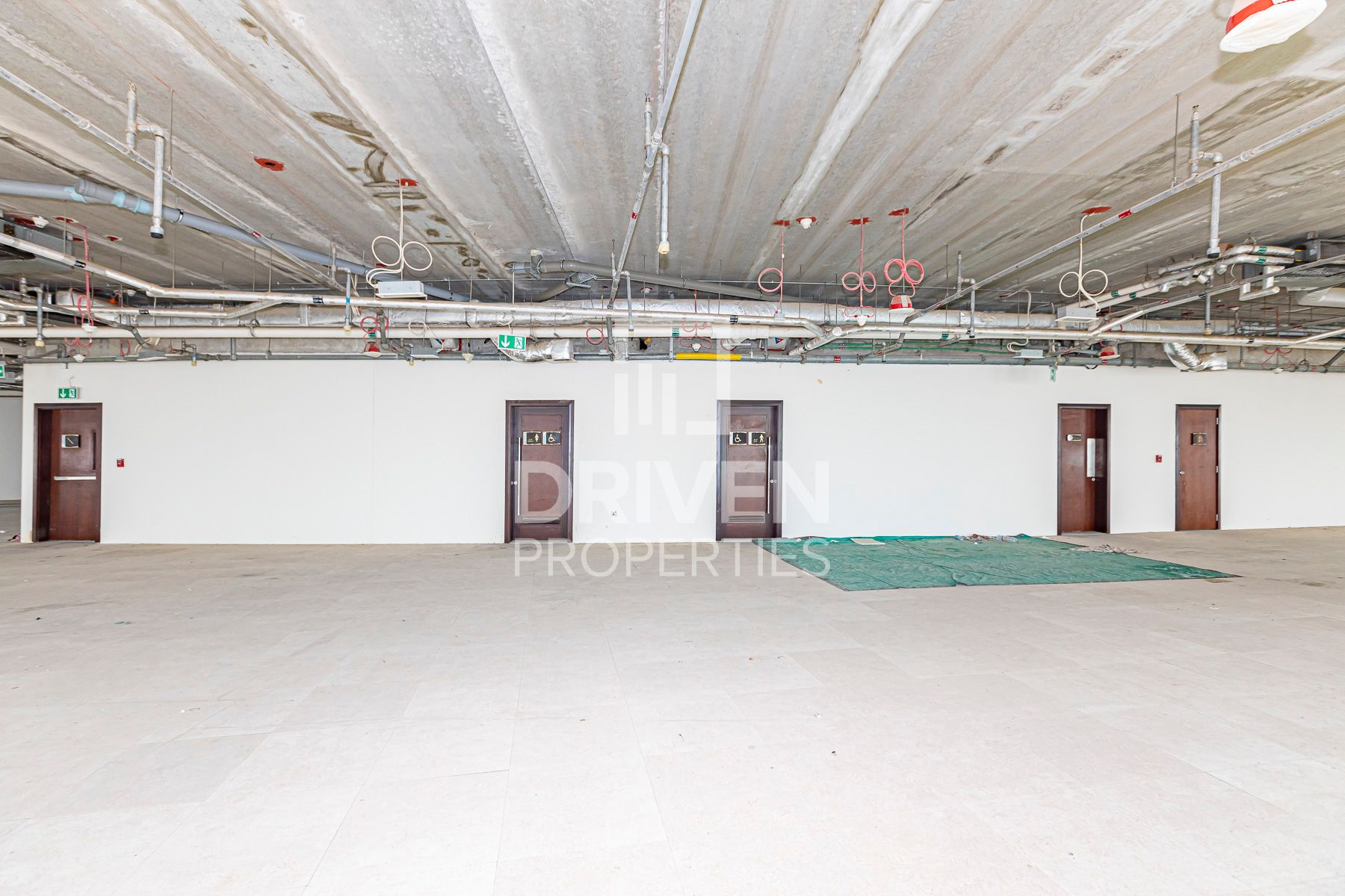 Office for Rent in Conrad Commercial Tower - Sheikh Zayed Road
