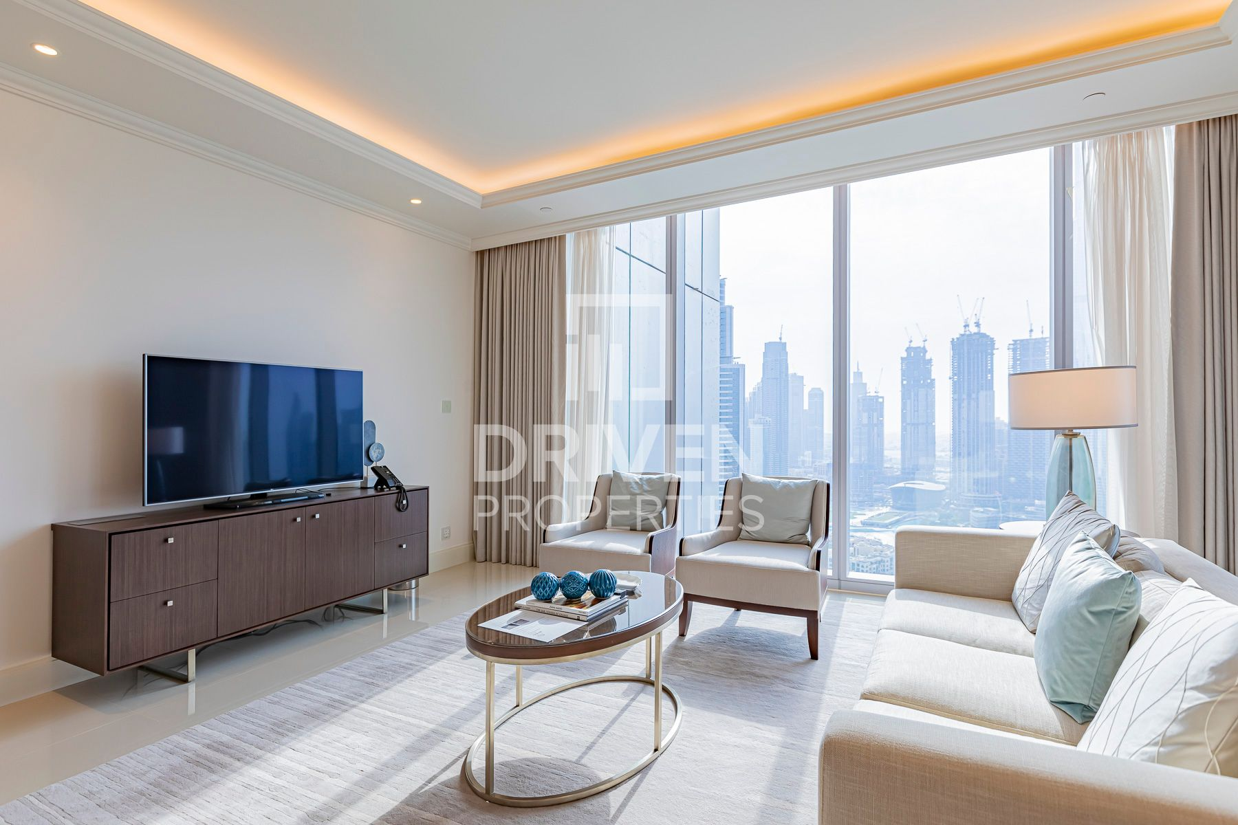 Apartment for Rent in The Address Residence Fountain Views 3 - Downtown Dubai