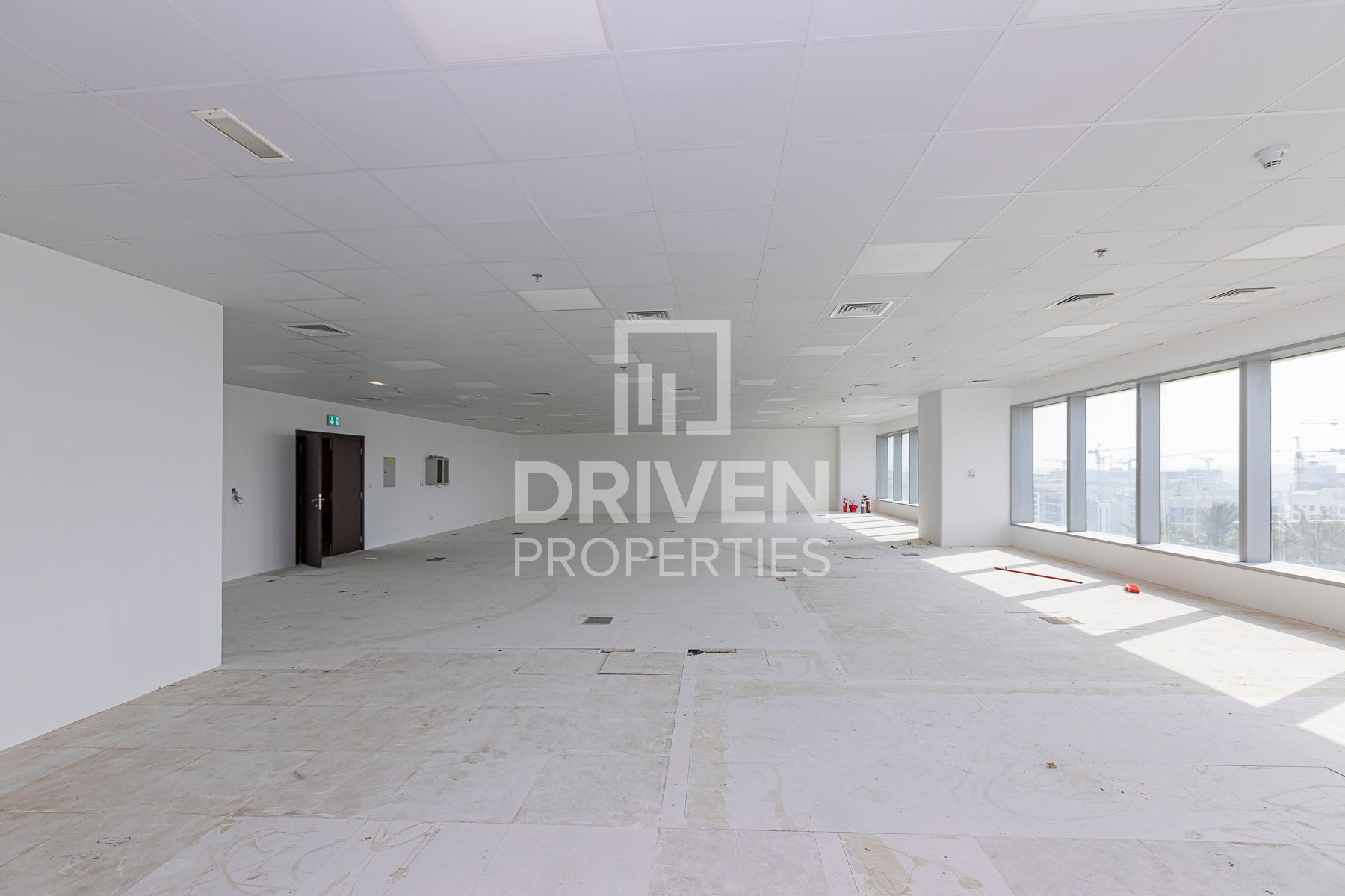 Fitted Offices   For Rent in Best Location