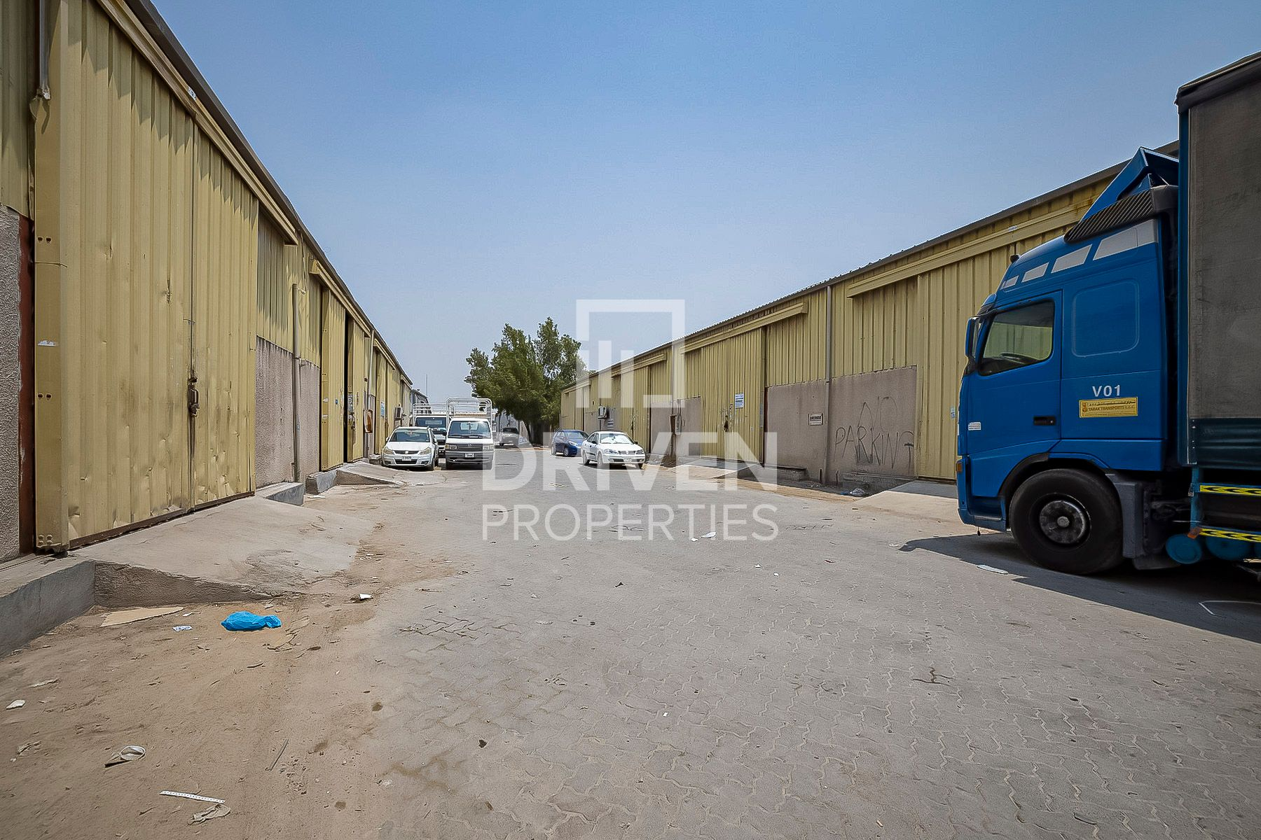 Huge Storage Warehouse for Rent in Ras Al Kho