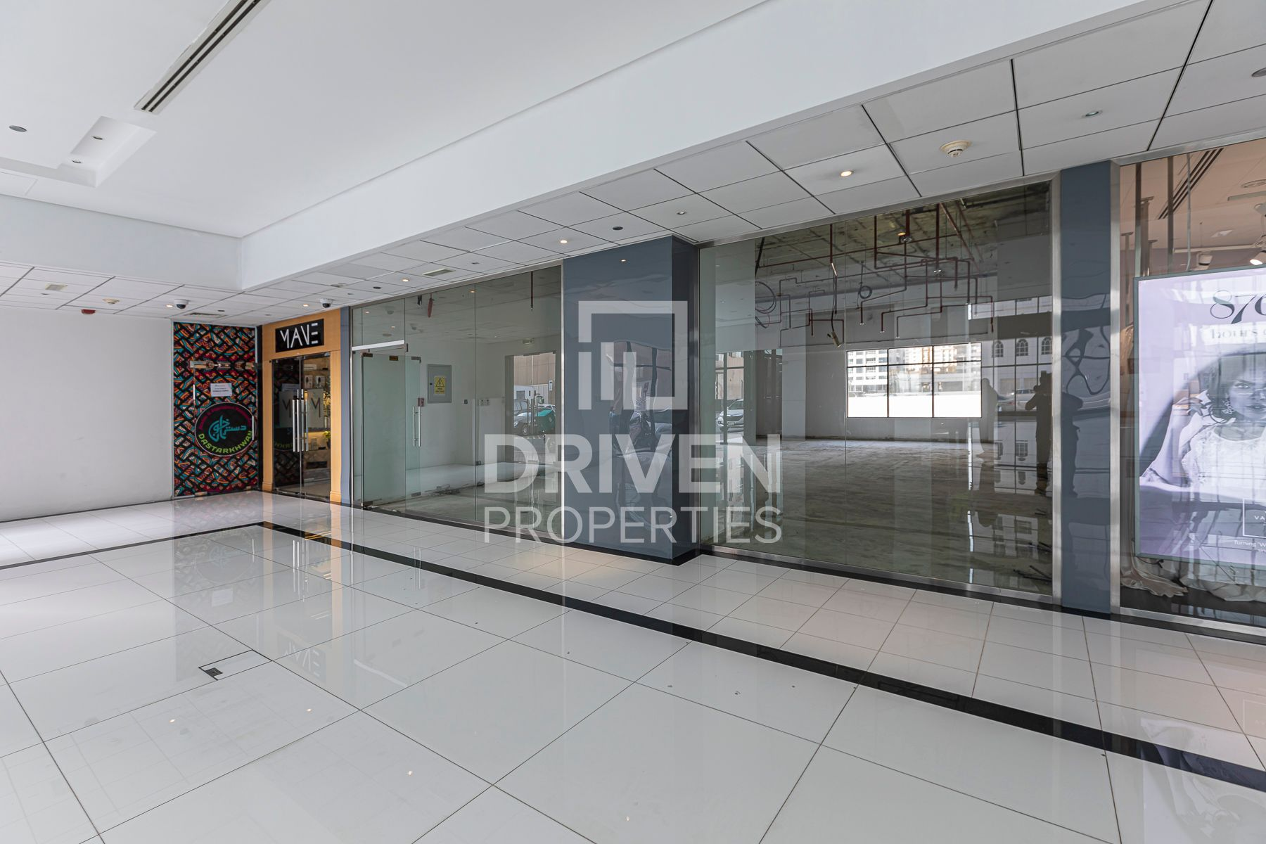 Spacious Retail and Prime Location in JLT