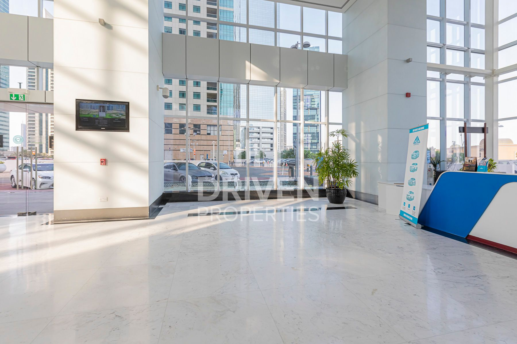Retail for Rent in Jumeirah Business Centre 5 - Jumeirah Lake Towers