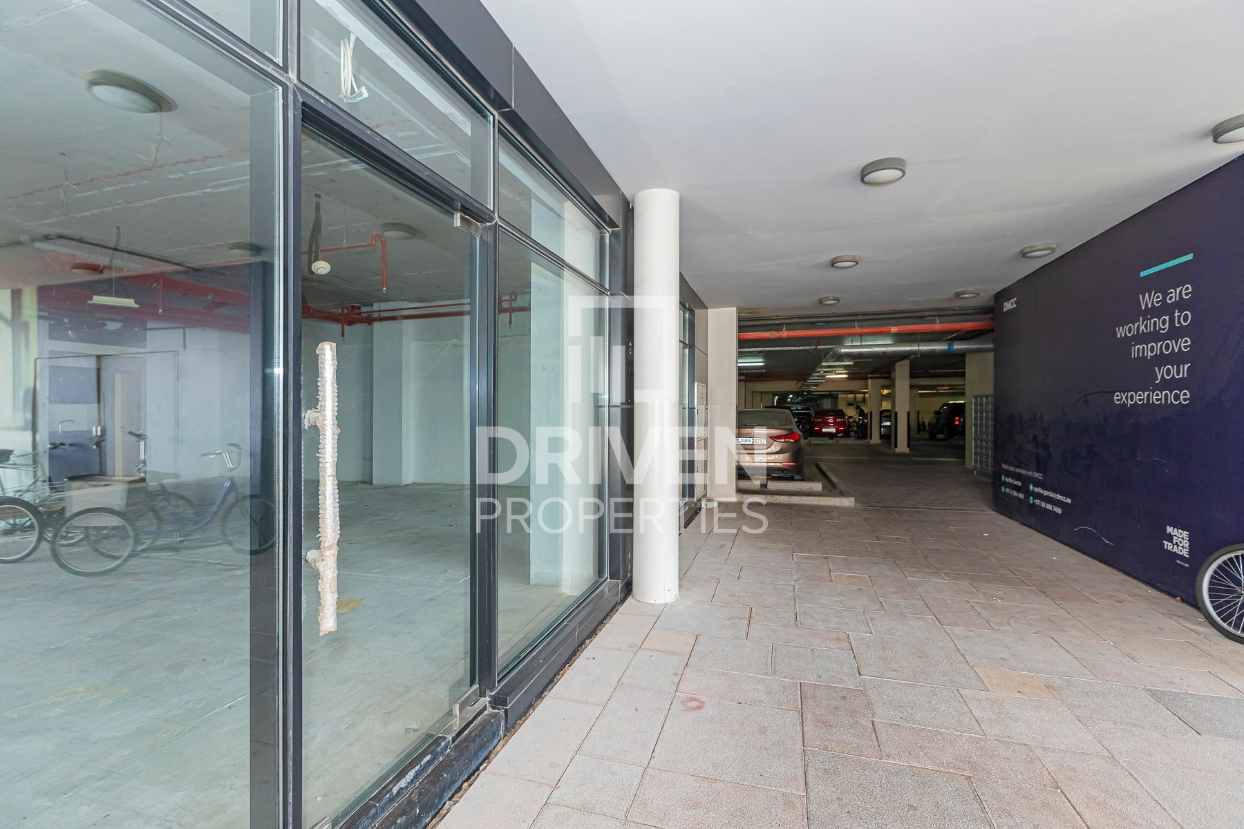 Retail for Rent in Jumeirah Business Centre 4 - Jumeirah Lake Towers