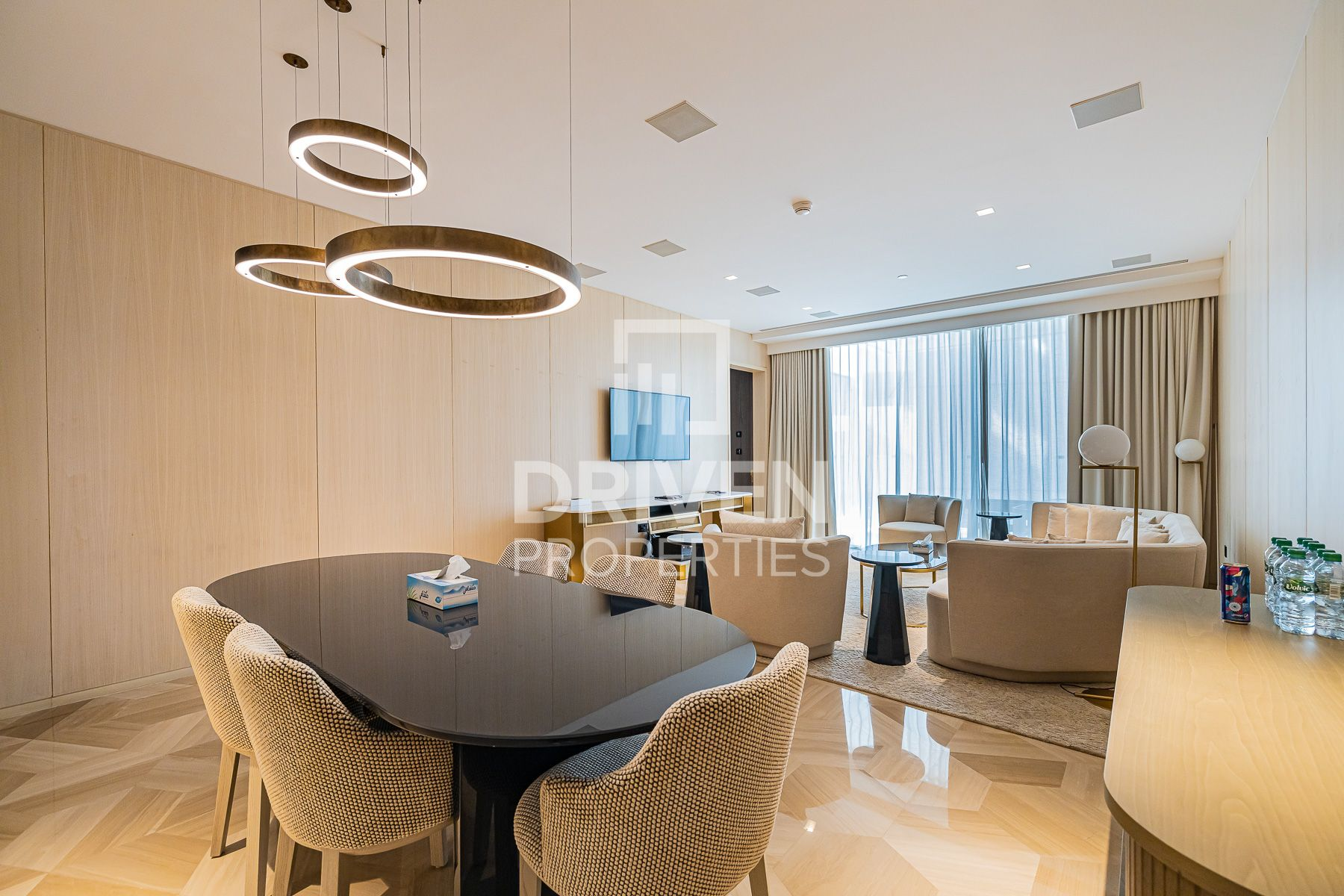 Luxurious 3 Bedroom Apt in Palm Jumeirah