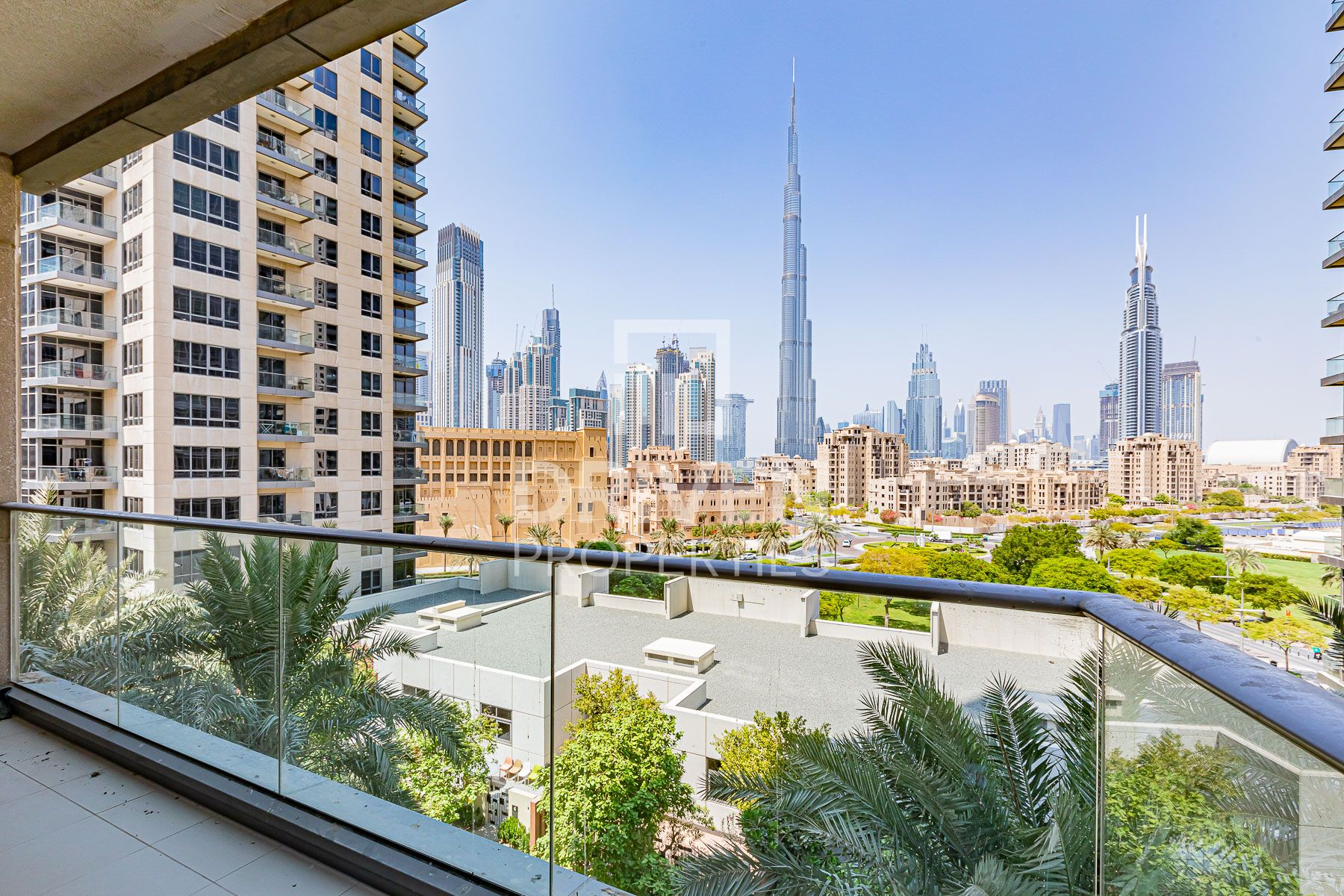 Amazing Burj Khalifa Views, High End Unit