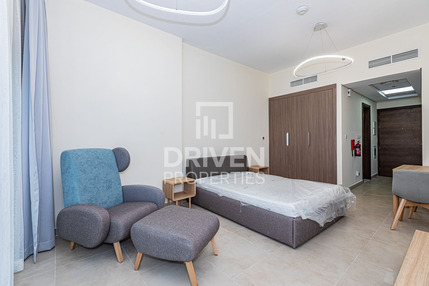 Studio for Rent in Samia Azizi - Al Furjan