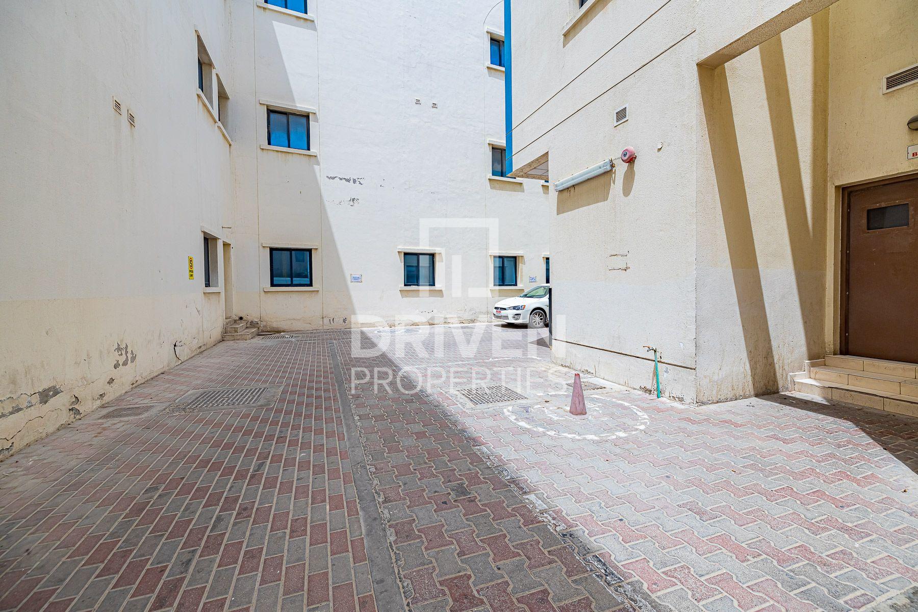للايجار - مخيم عمال - المرحلة 1 - مجمع دبي للإستثمار