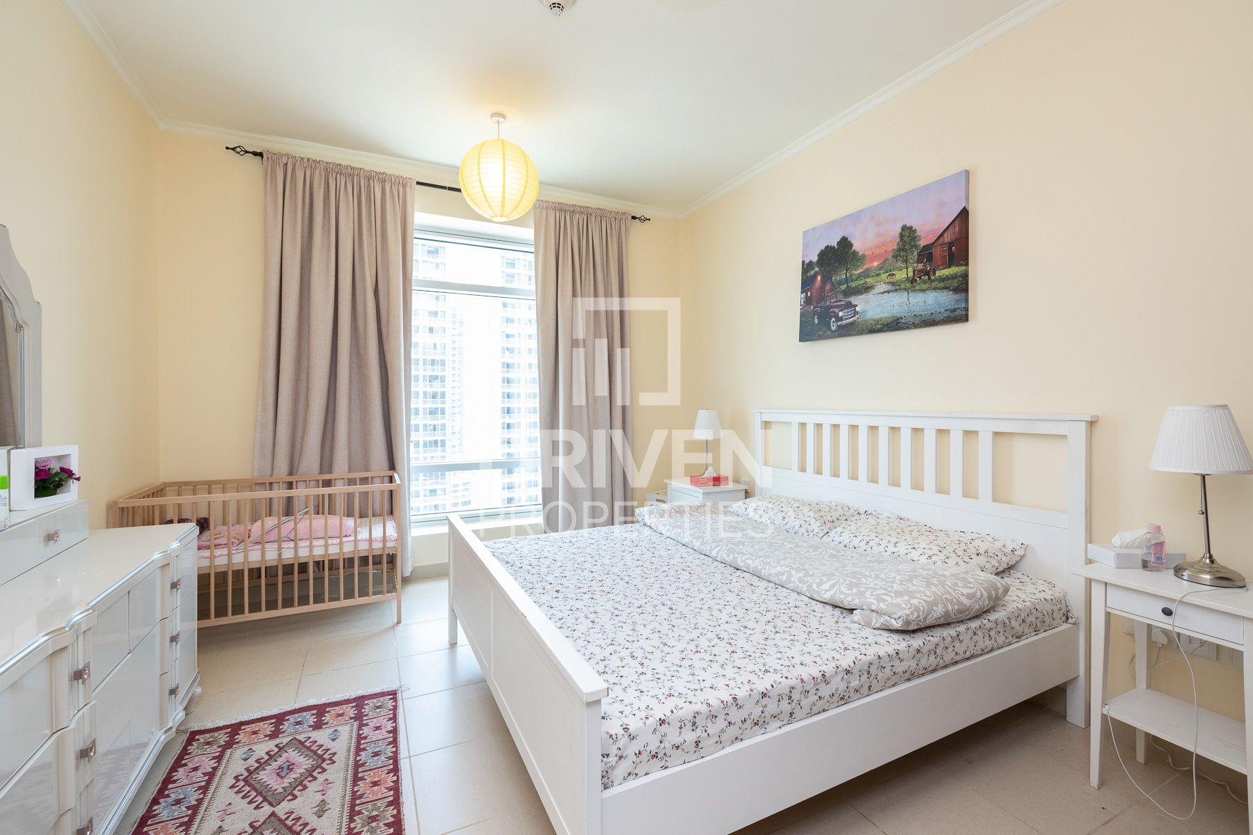 Apartment for Rent in Burj Views A - Downtown Dubai