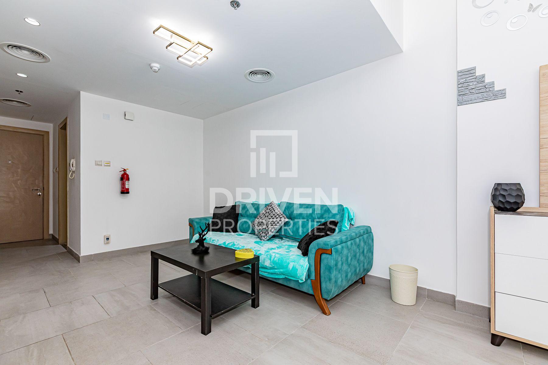 Studio for Rent in Shamal Waves - Jumeirah Village Circle