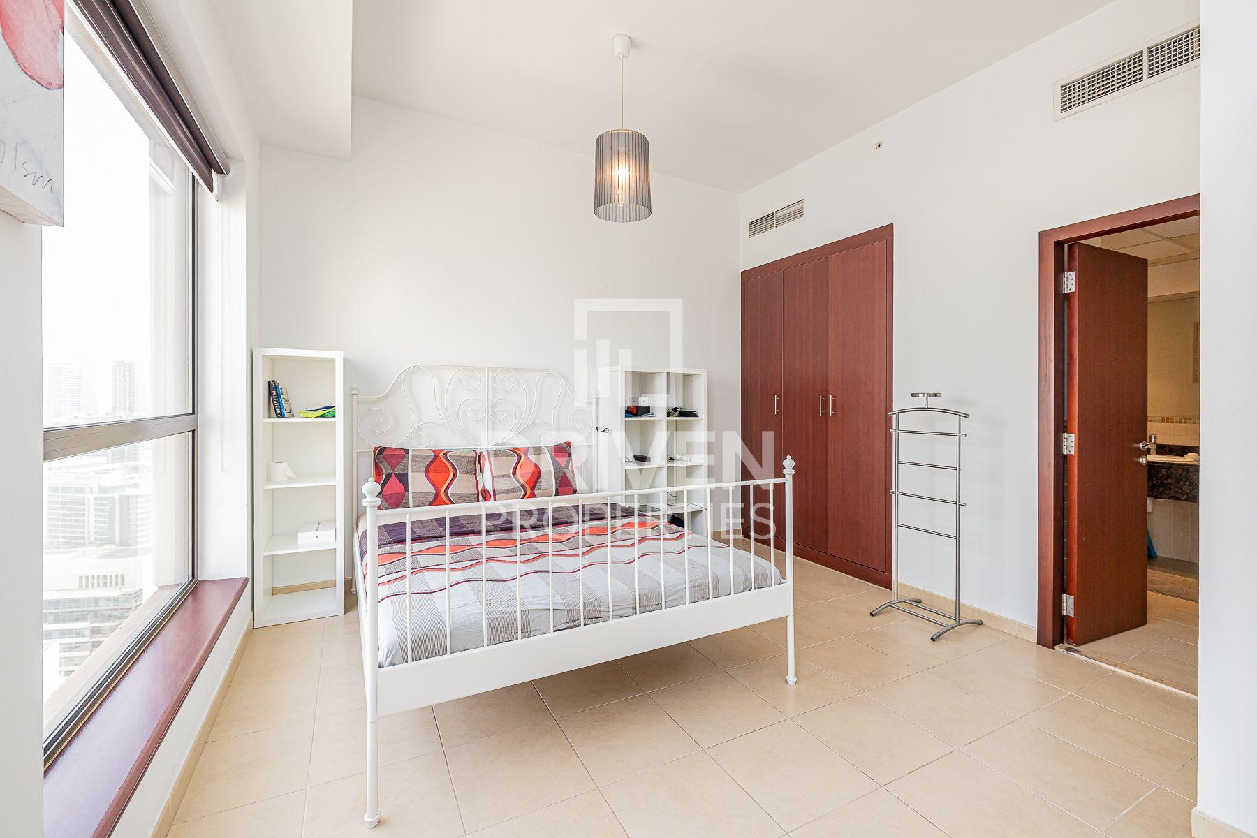Apartment for Rent in Bahar 6 - Jumeirah Beach Residence