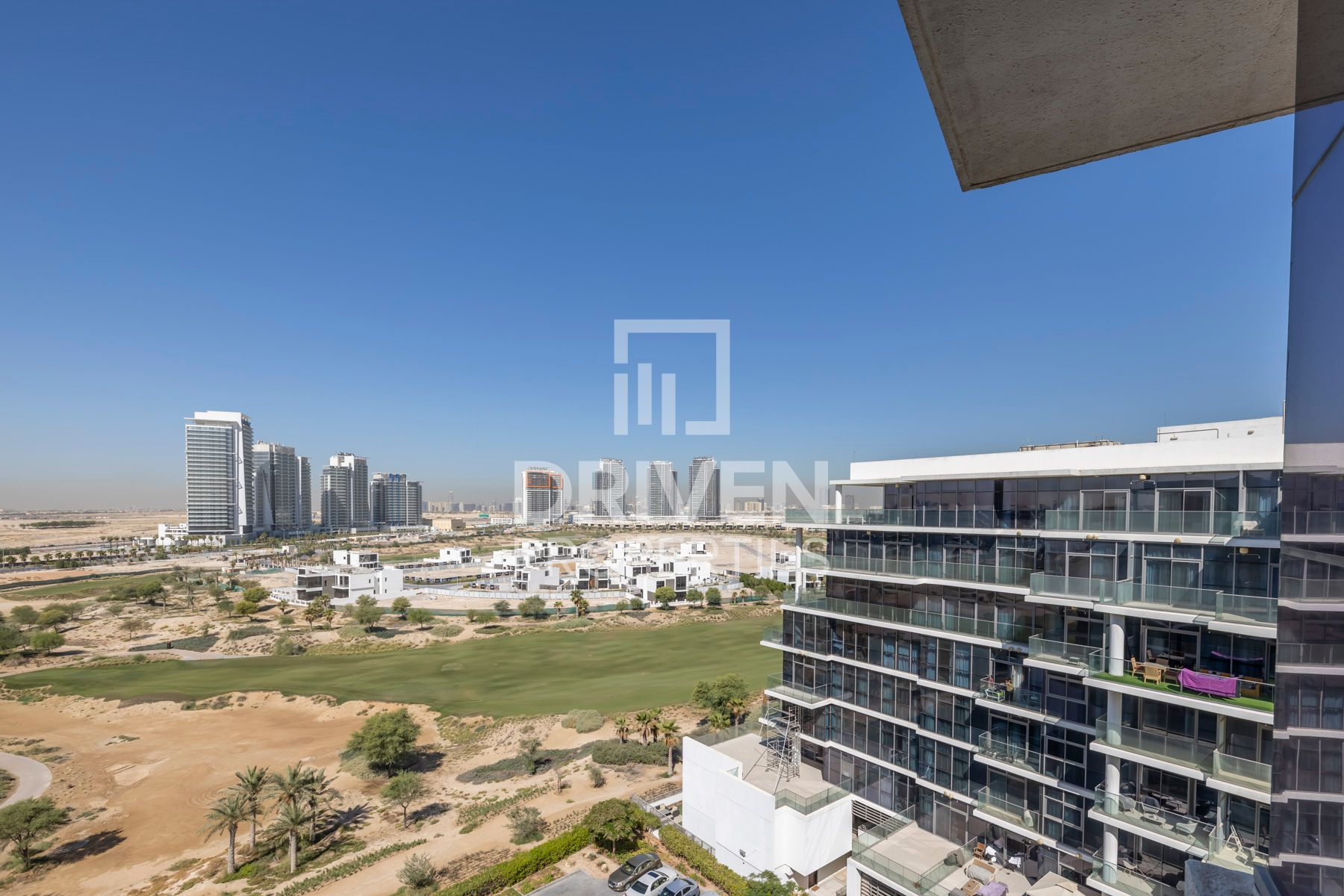 Fully Furnished   High Floor   Golf View