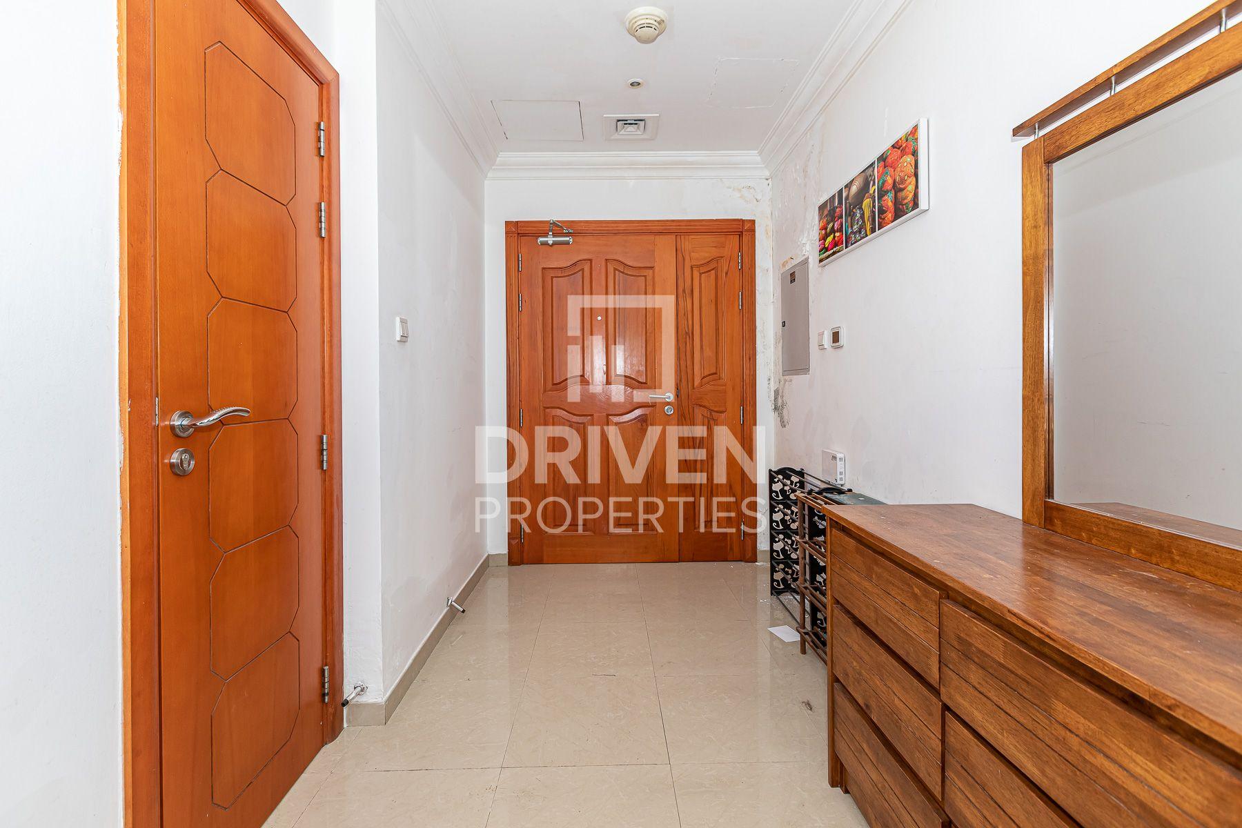 للايجار - شقة - برج الأحلام - دبي مارينا