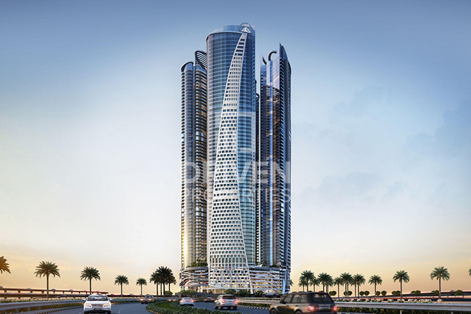 Elegant 2 Bed Apartments with Meydan Views