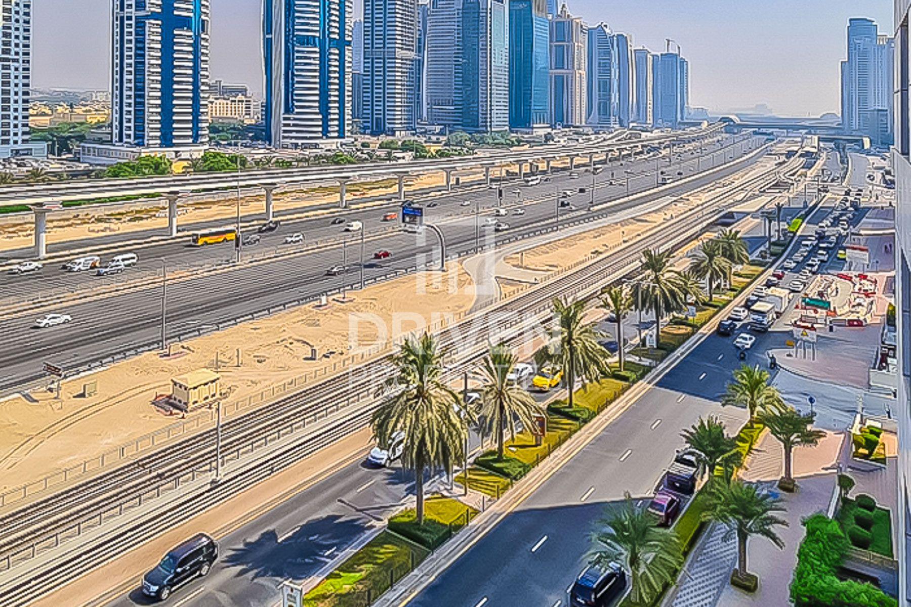 Apartment for Rent in Marina Diamond 4 - Dubai Marina