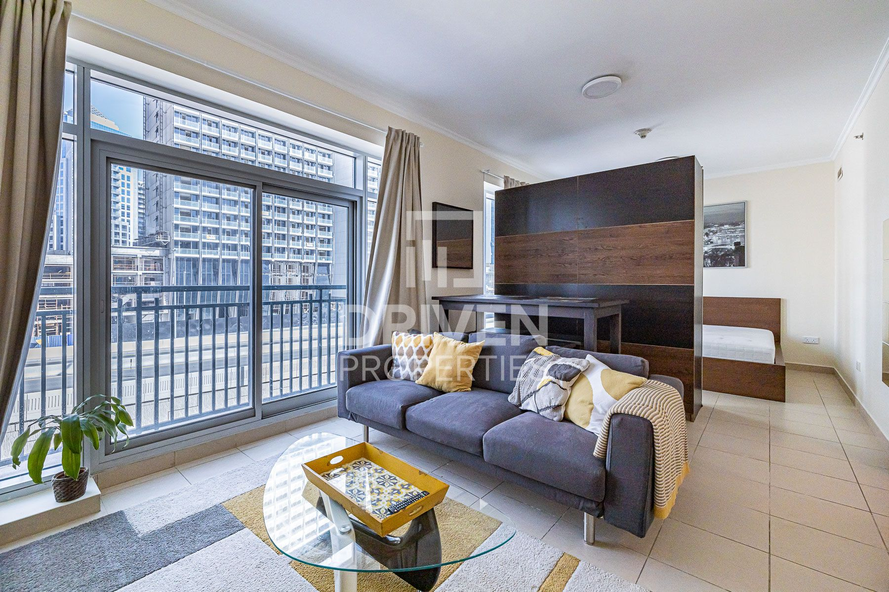 Fully Furnished and Elegant Studio Apartment