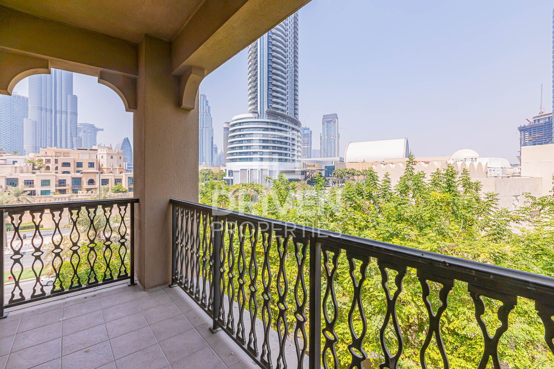 Serene and Well-managed 2 Bedroom Apartment