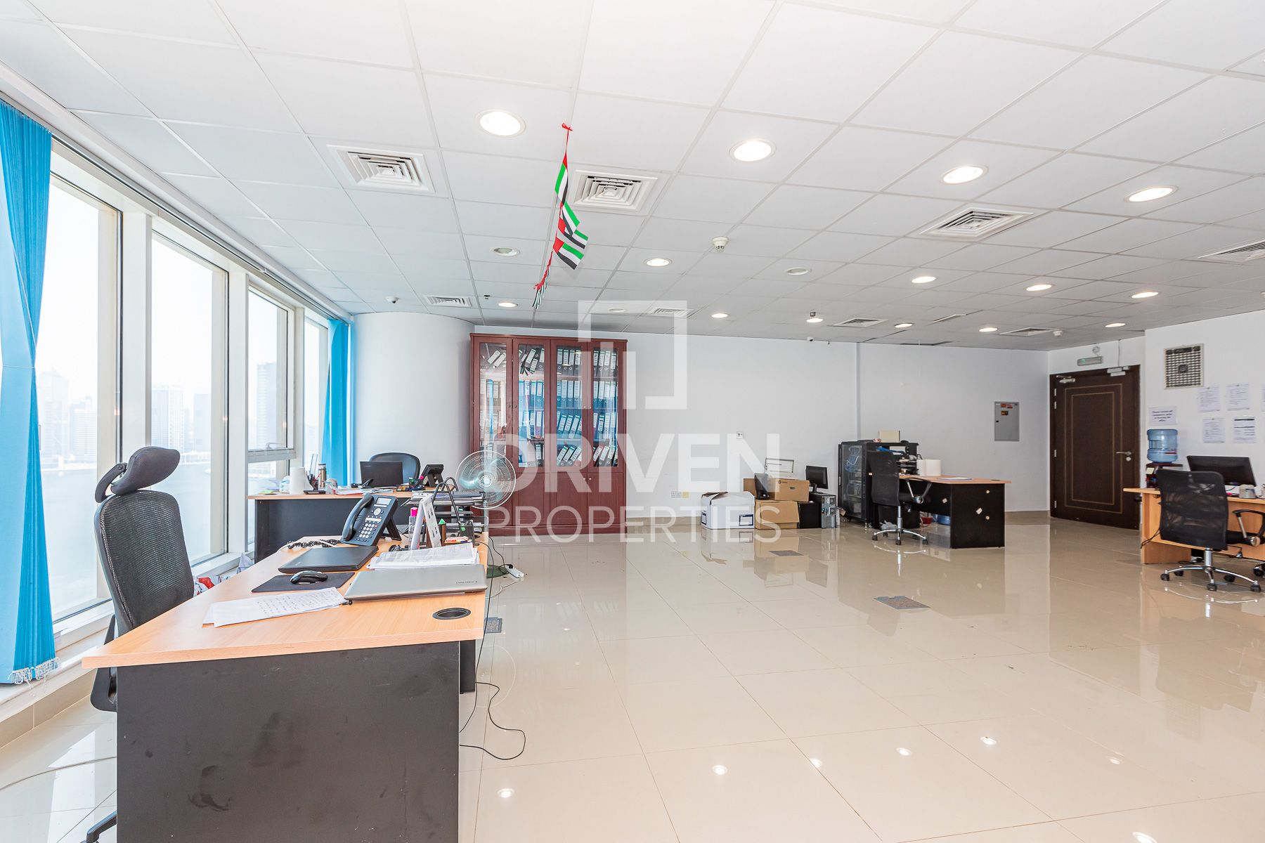 Office for Sale in Churchill Executive Tower - Business Bay