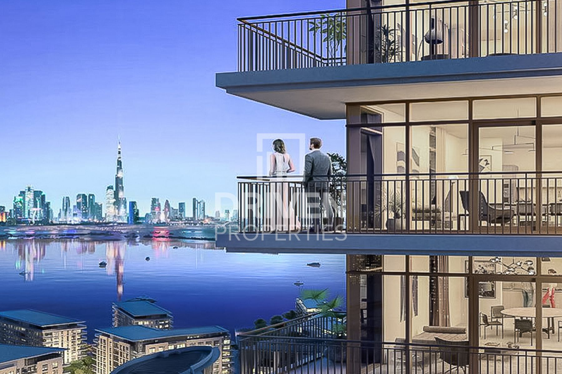 Apartment for Sale in Palace Residences - Dubai Creek Harbour