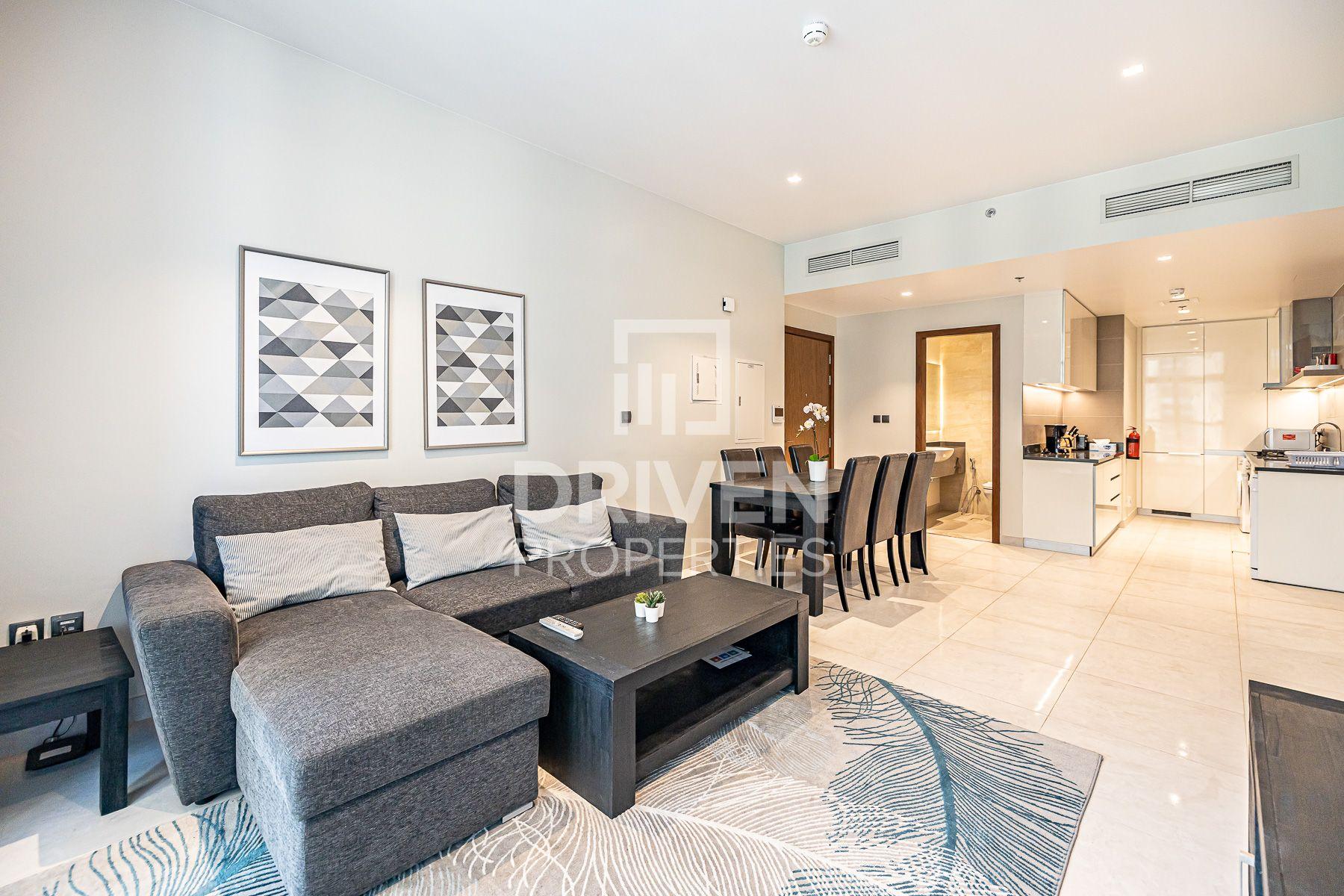 Apartment for Rent in No.9 - Dubai Marina