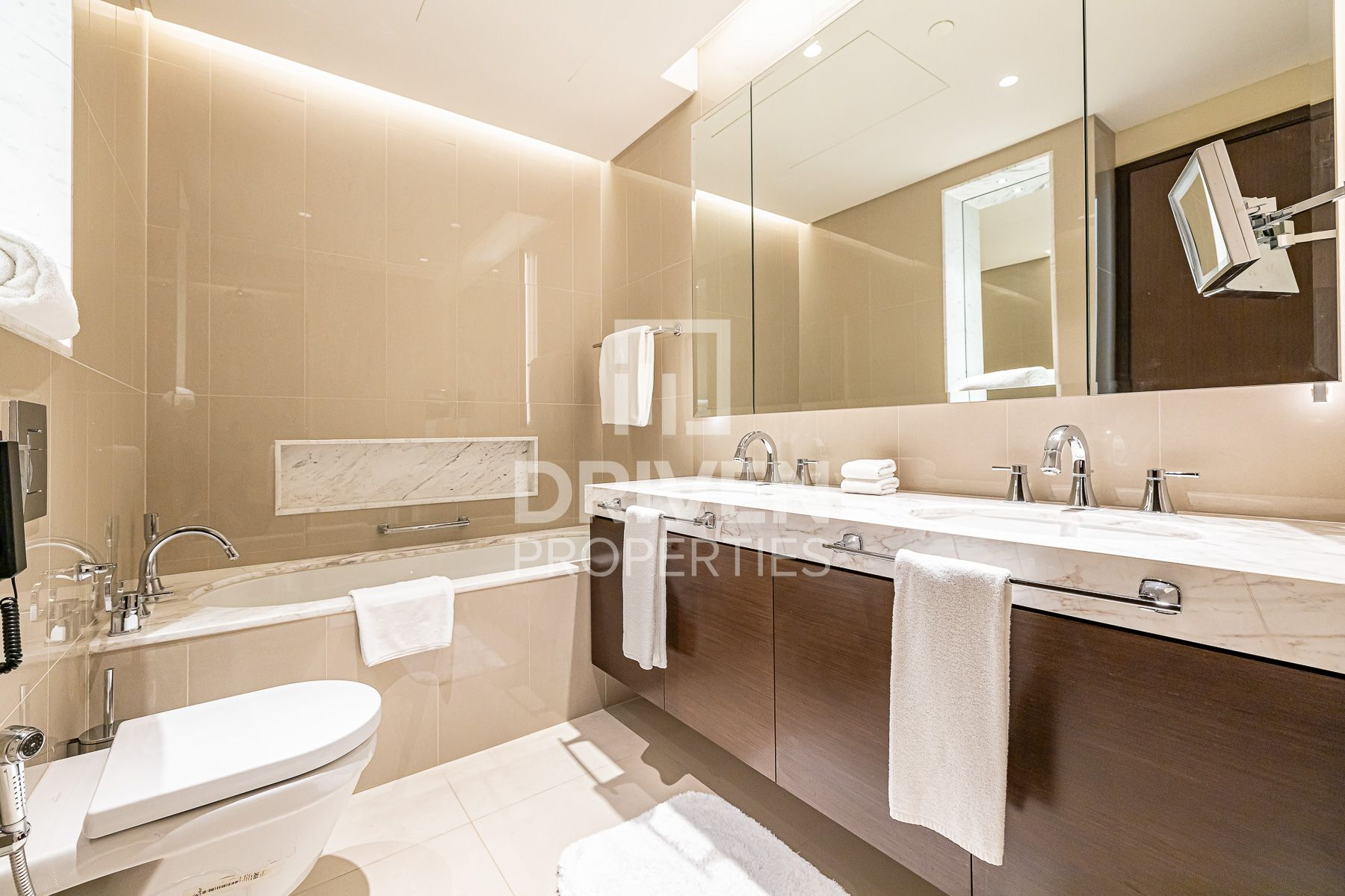 Apartment for Rent in The Address Residence Fountain Views 1 - Downtown Dubai