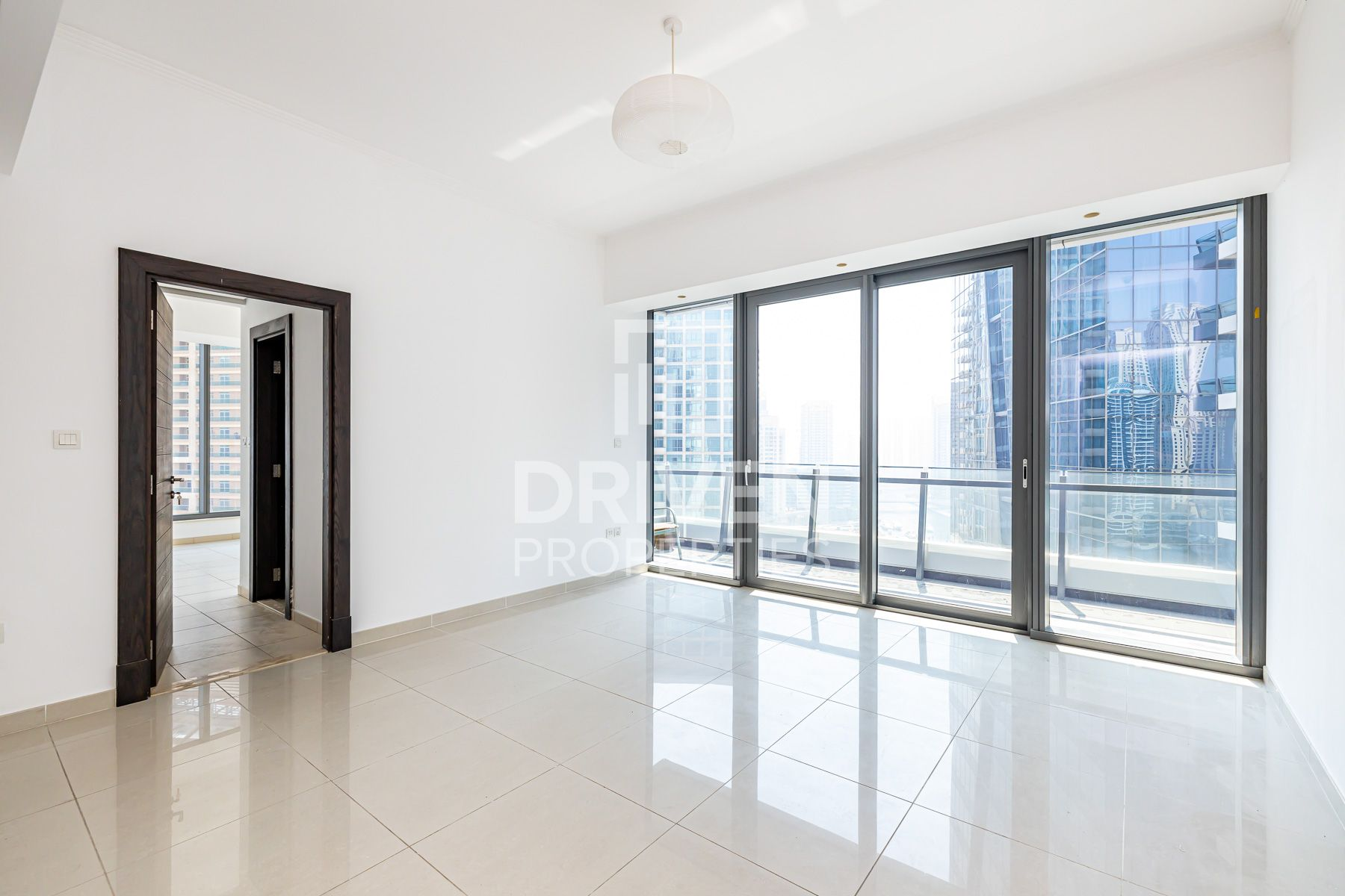Amazing 1 Bedroom Apartment with Marina View