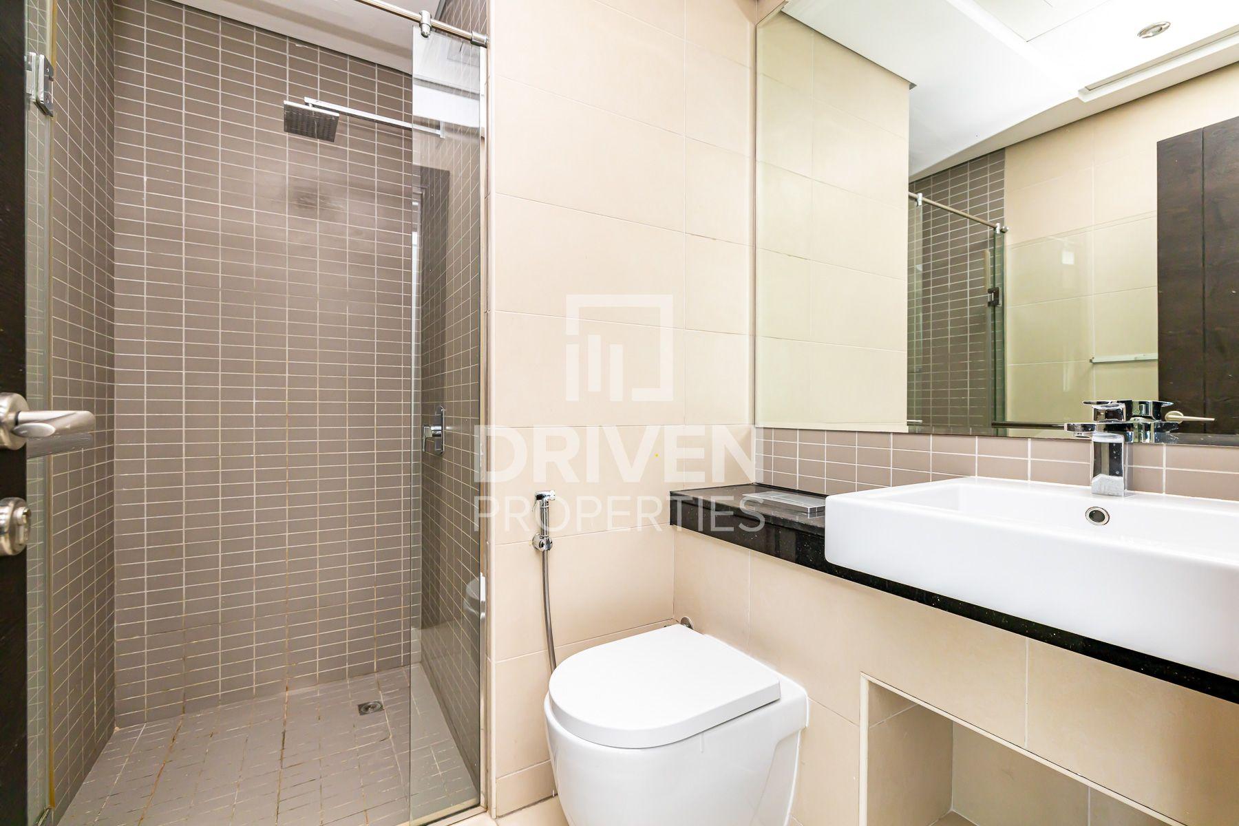 Apartment for Rent in Silverene Tower B - Dubai Marina