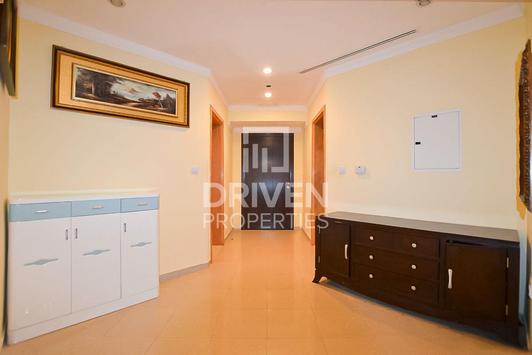 Apartment for Rent in Marina Crown - Dubai Marina